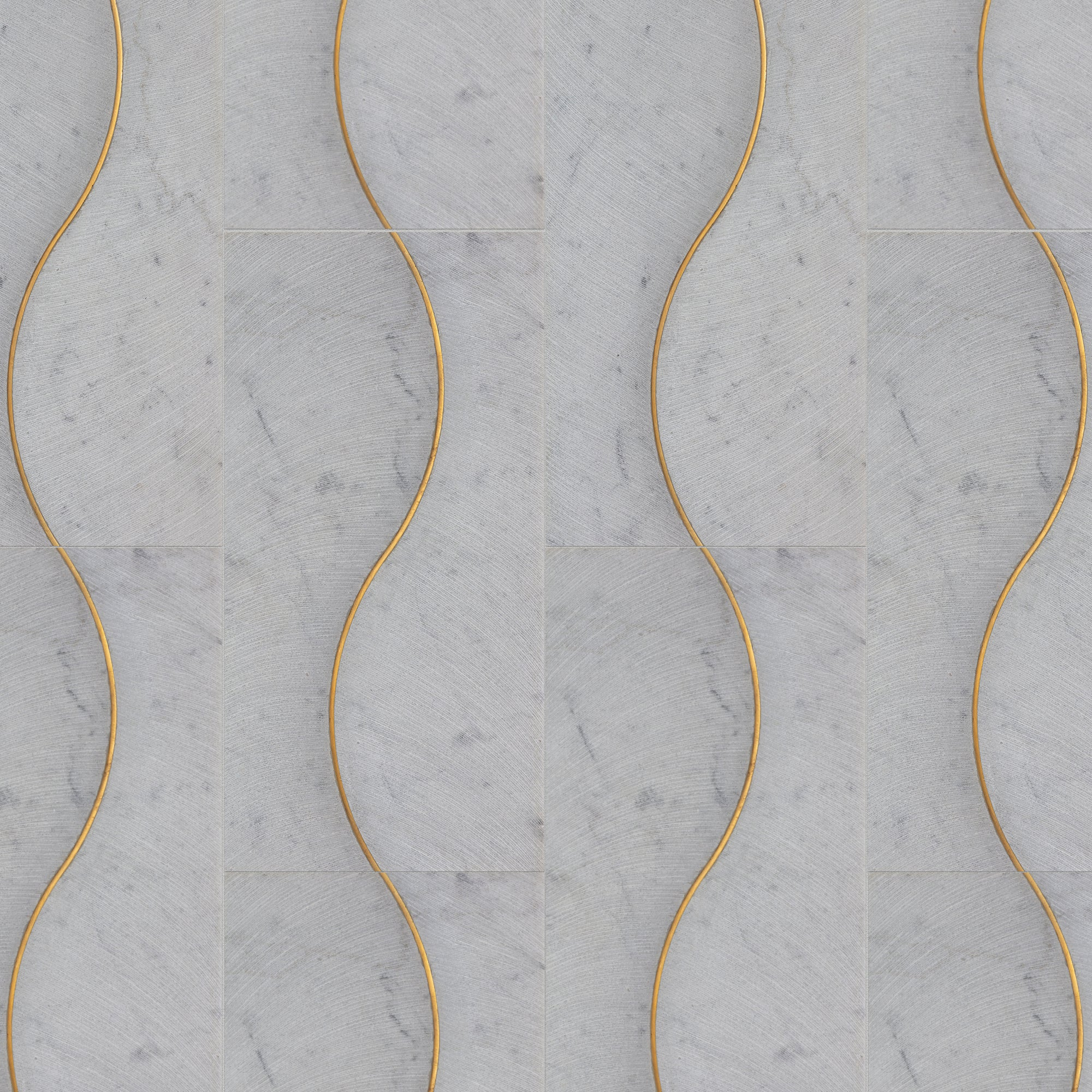 Alison Rose Zephyr Bianco Carrara Swatch Card  Textured Samples product photo