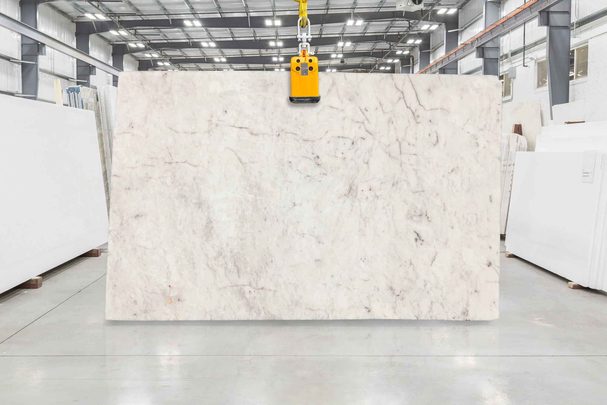 Cristallo Quartzite Slab 3/4