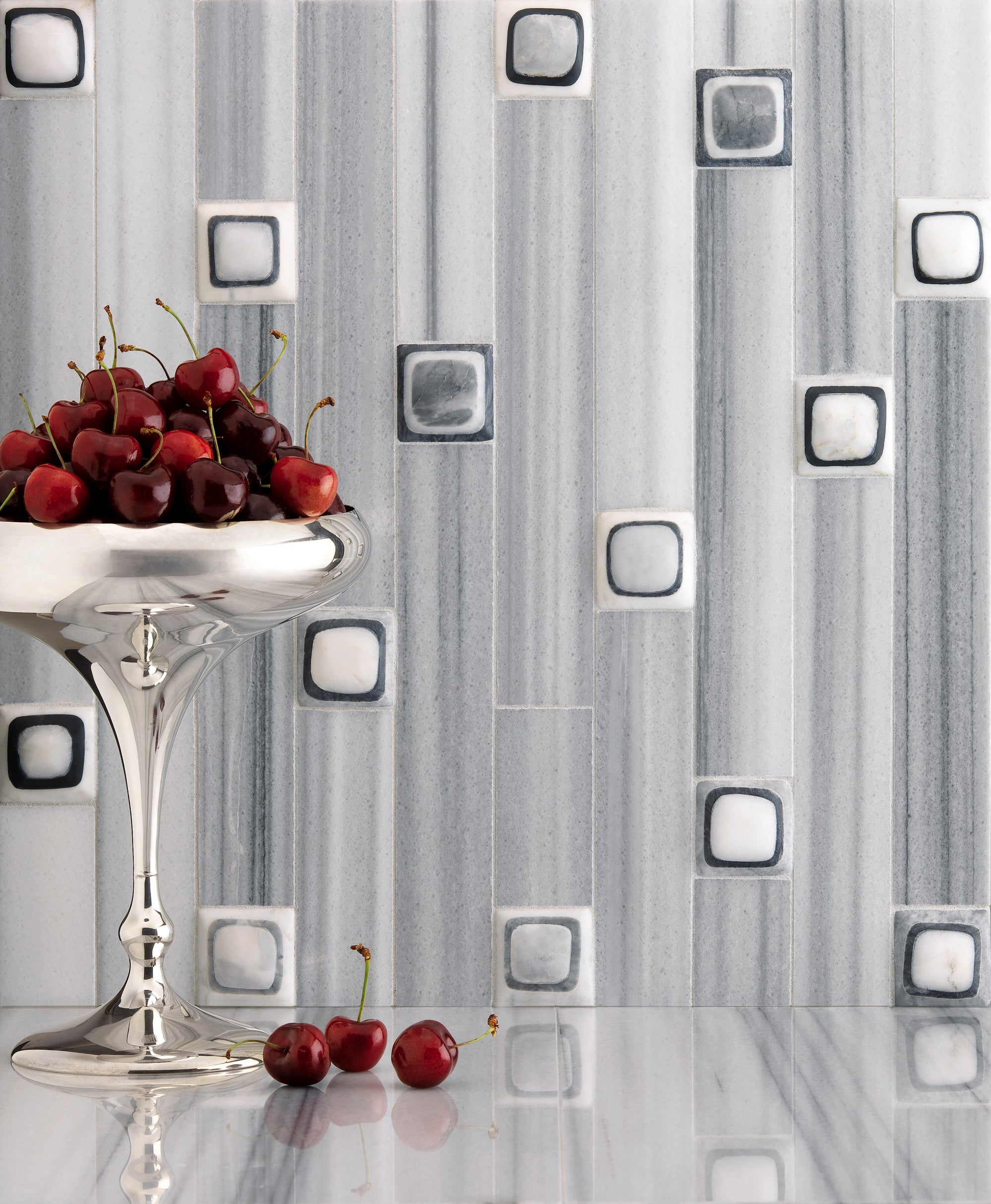 Marmara Marble Field Tile  Polished 12