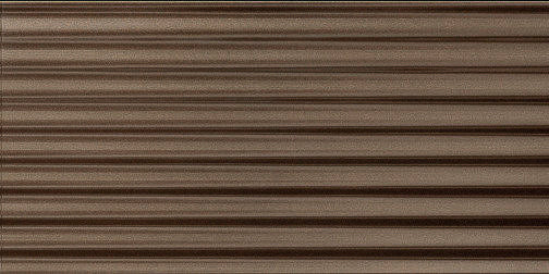 Ribbed Oxide Metal Burnish Field Tile product photo