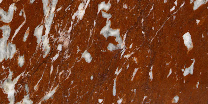 Rosso Francia Marble Field Tile product photo