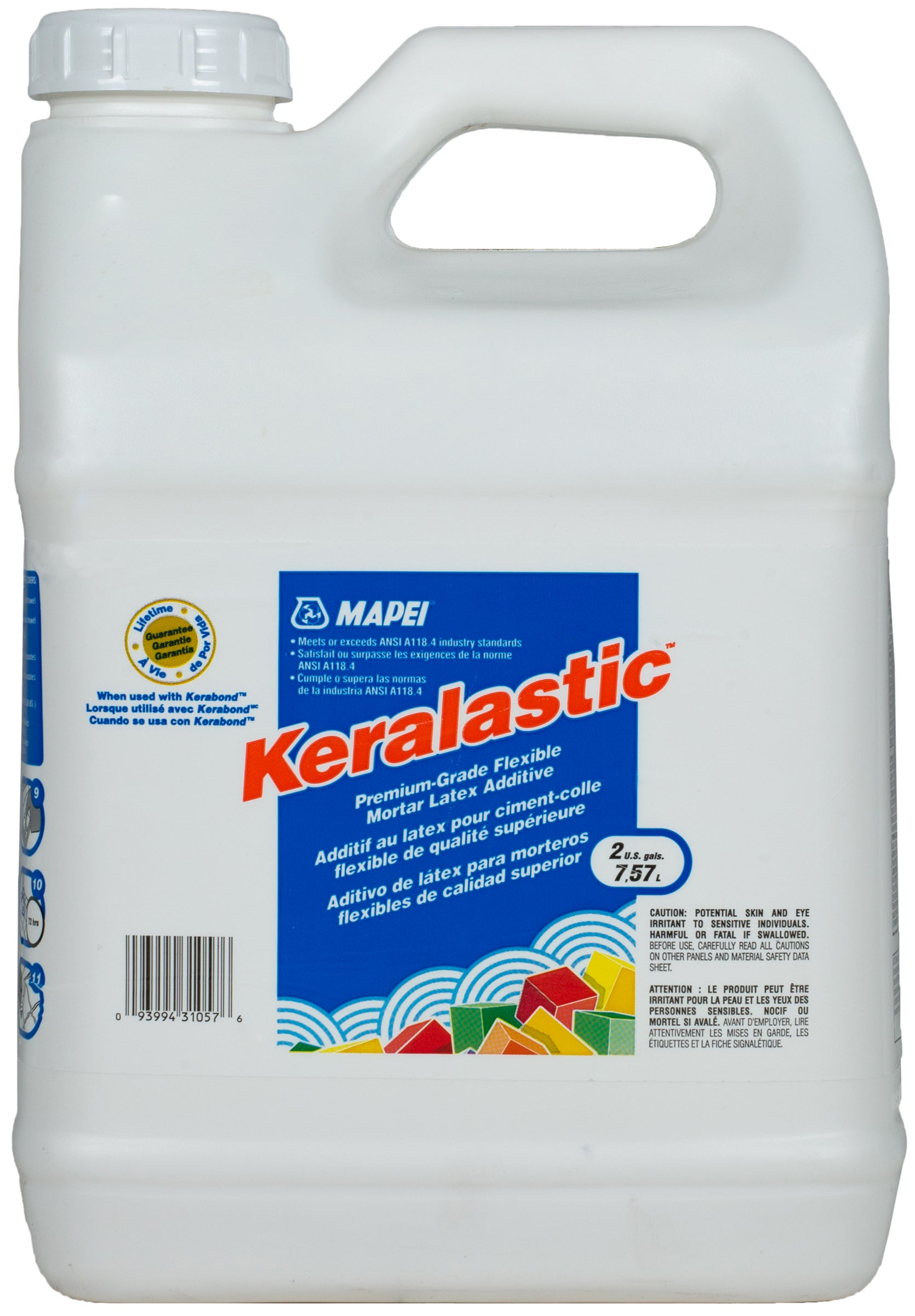Mapei Keralastic White 2-Gal Jug Additive product photo