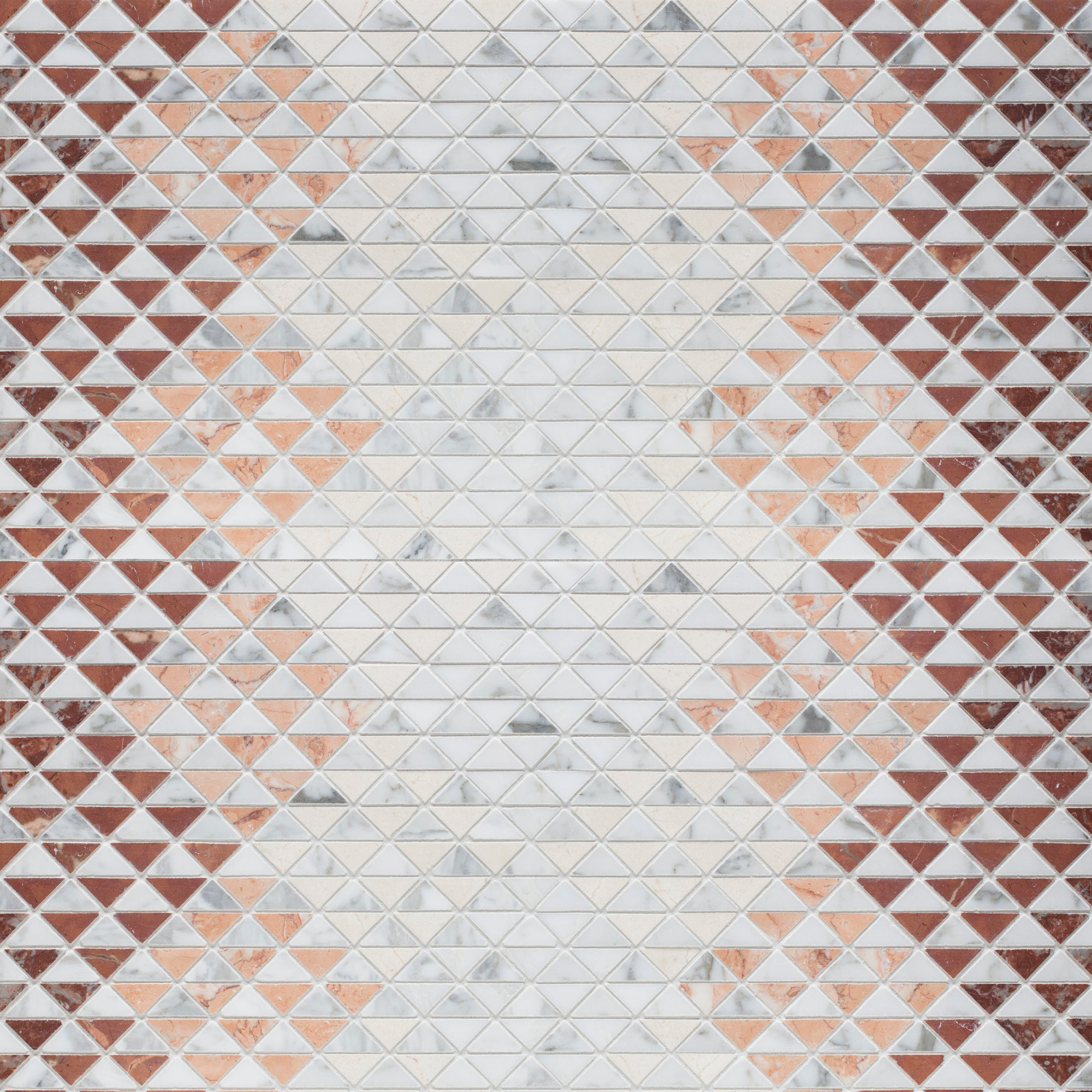 Triangolo Red Blend Mosaic product photo