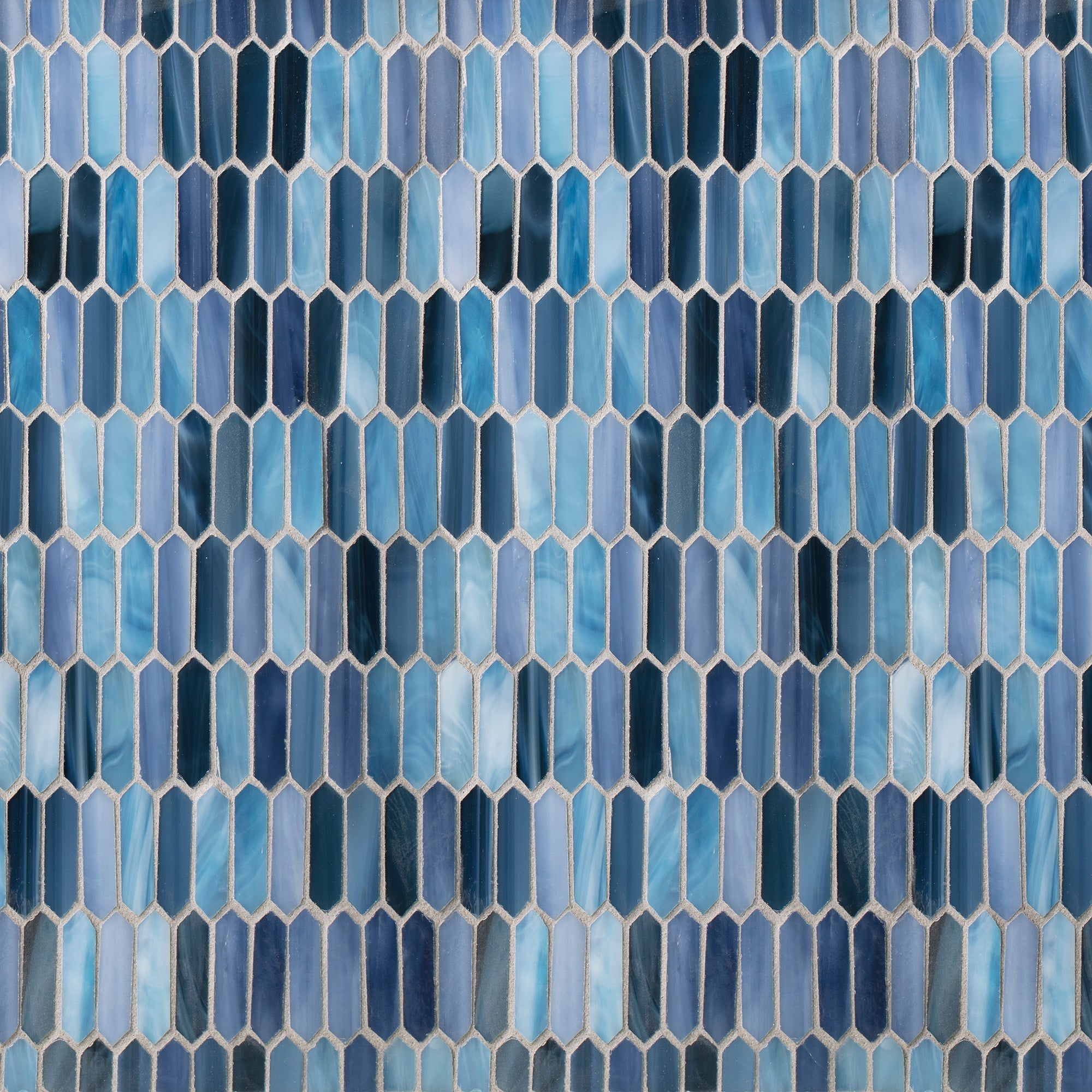 Tuxedo Park Bugle Blue Blend Swatch Card  Gloss Samples product photo