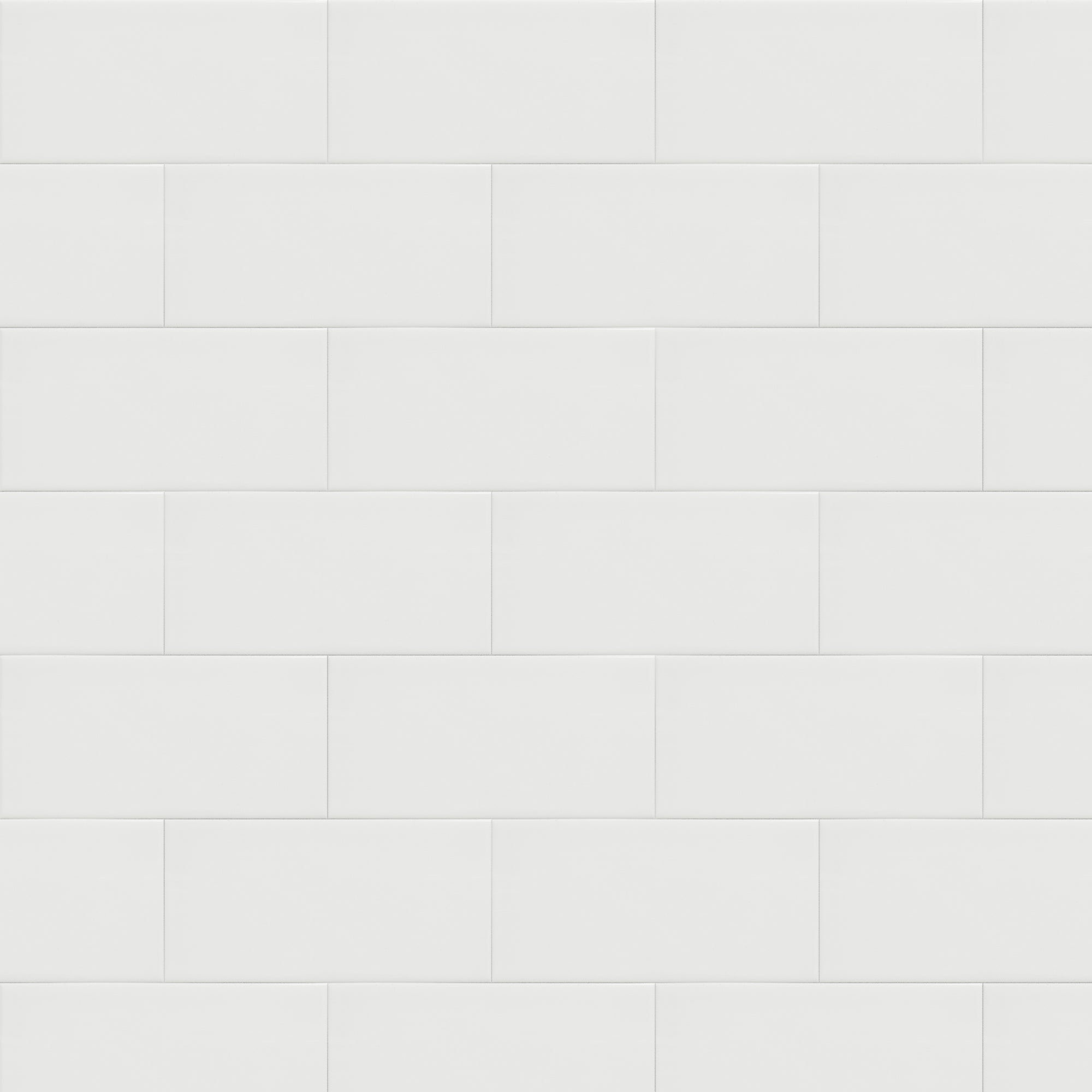 A Train White Field Tile product photo