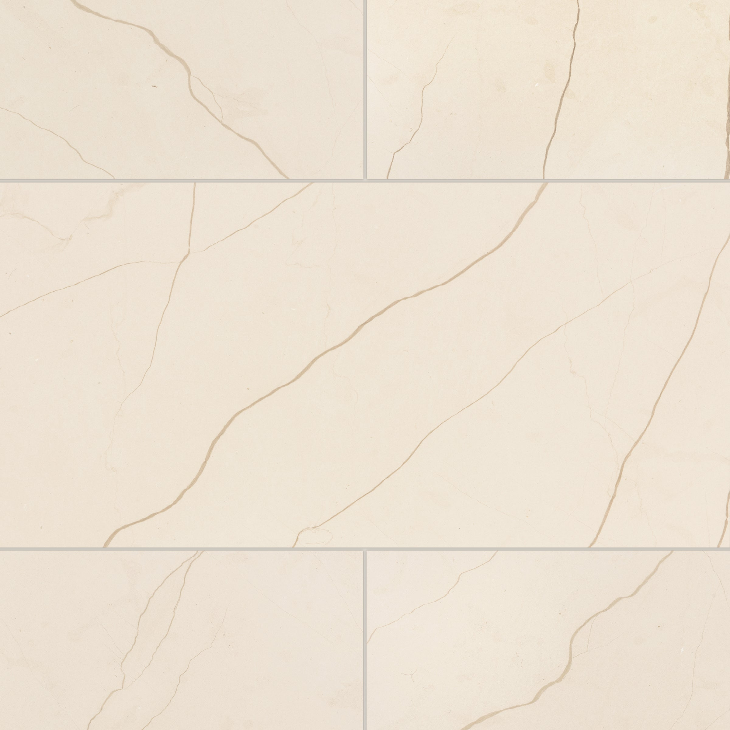Balkan Beige Limestone Field Tile  Honed 12