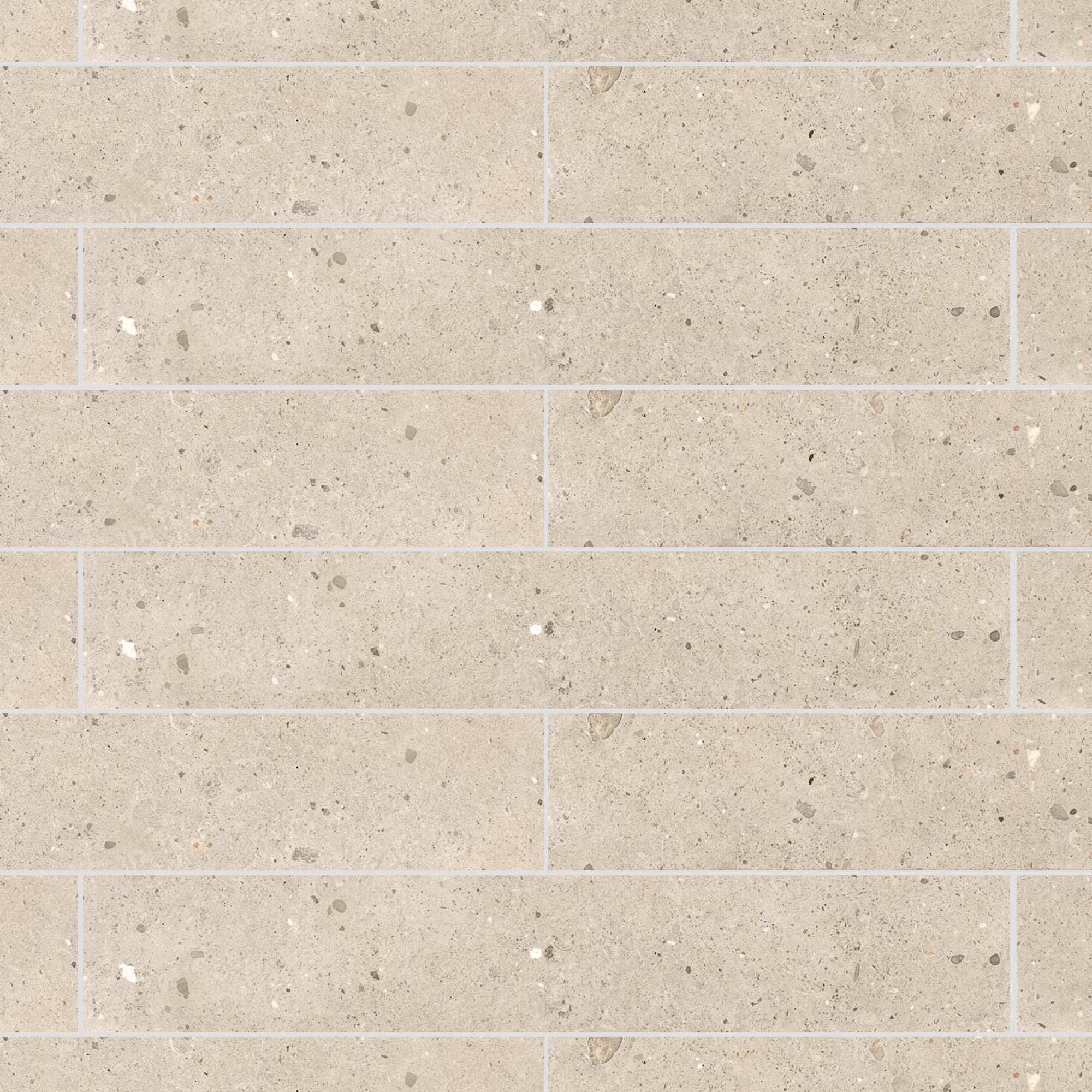 Beach House Stone Cream Swatch Card  Matte Samples product photo