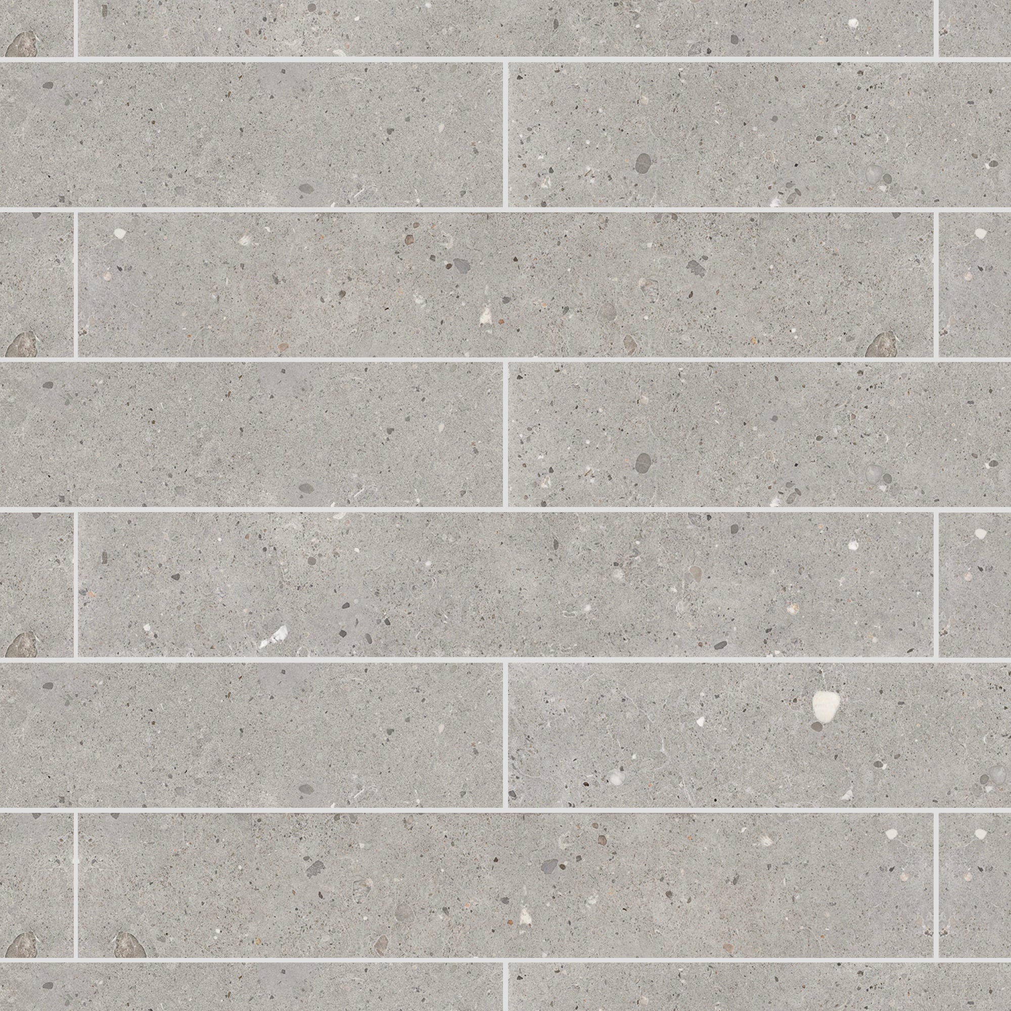 Beach House Stone Light Grey Field Tile product photo
