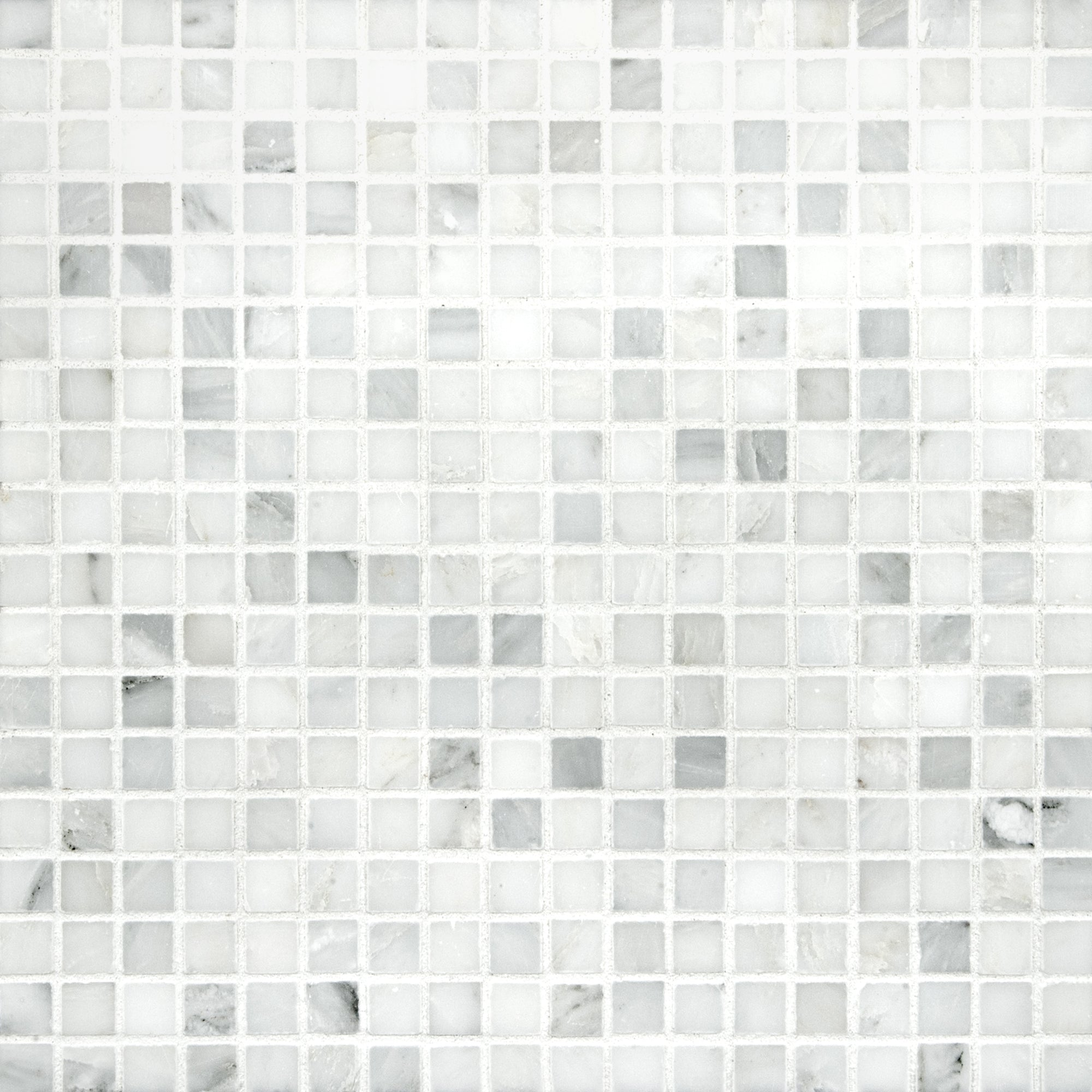 Bianco Carrara Marble Swatch Card  Polished Swatch Samples product photo