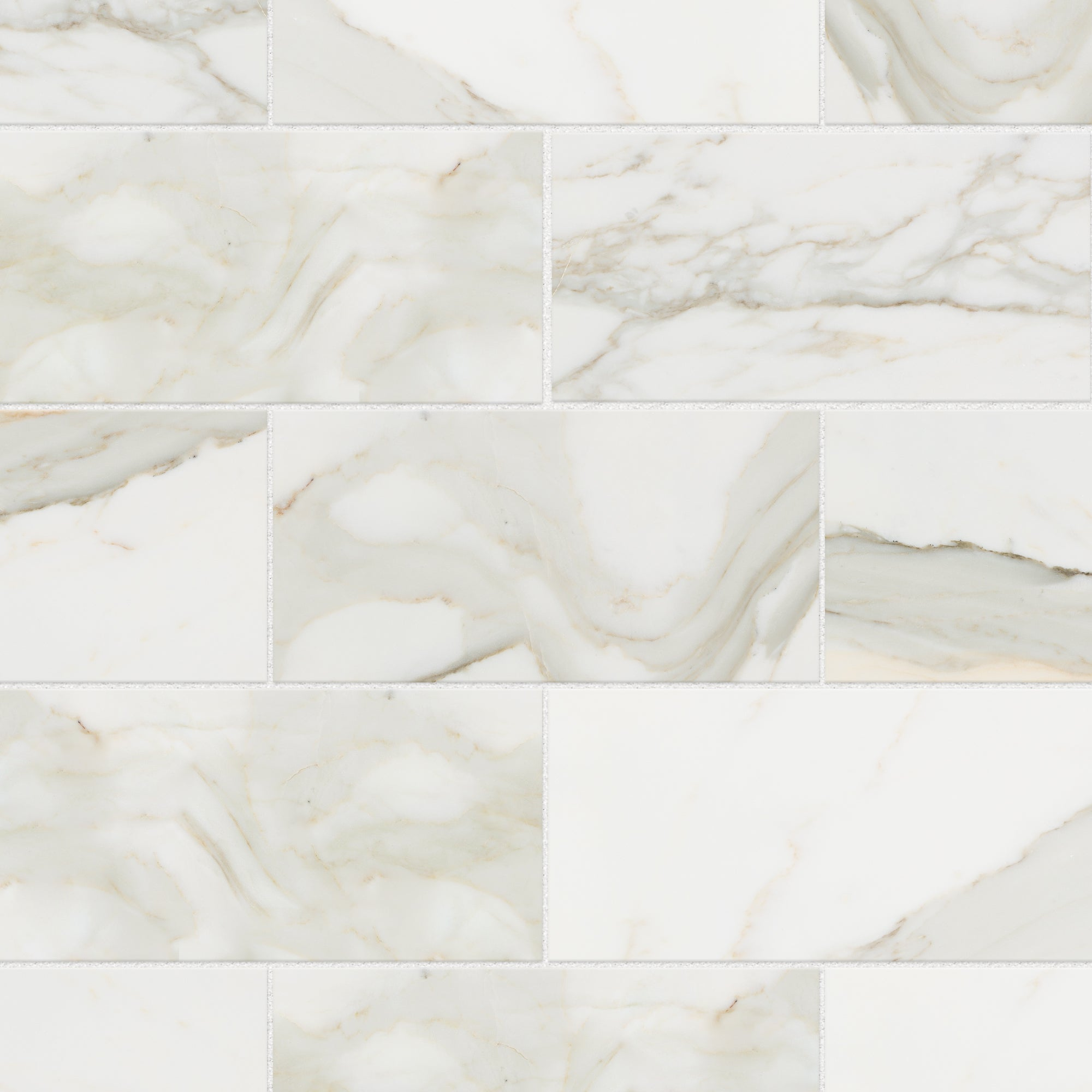 Calacatta Gold Marble Field Tile product photo