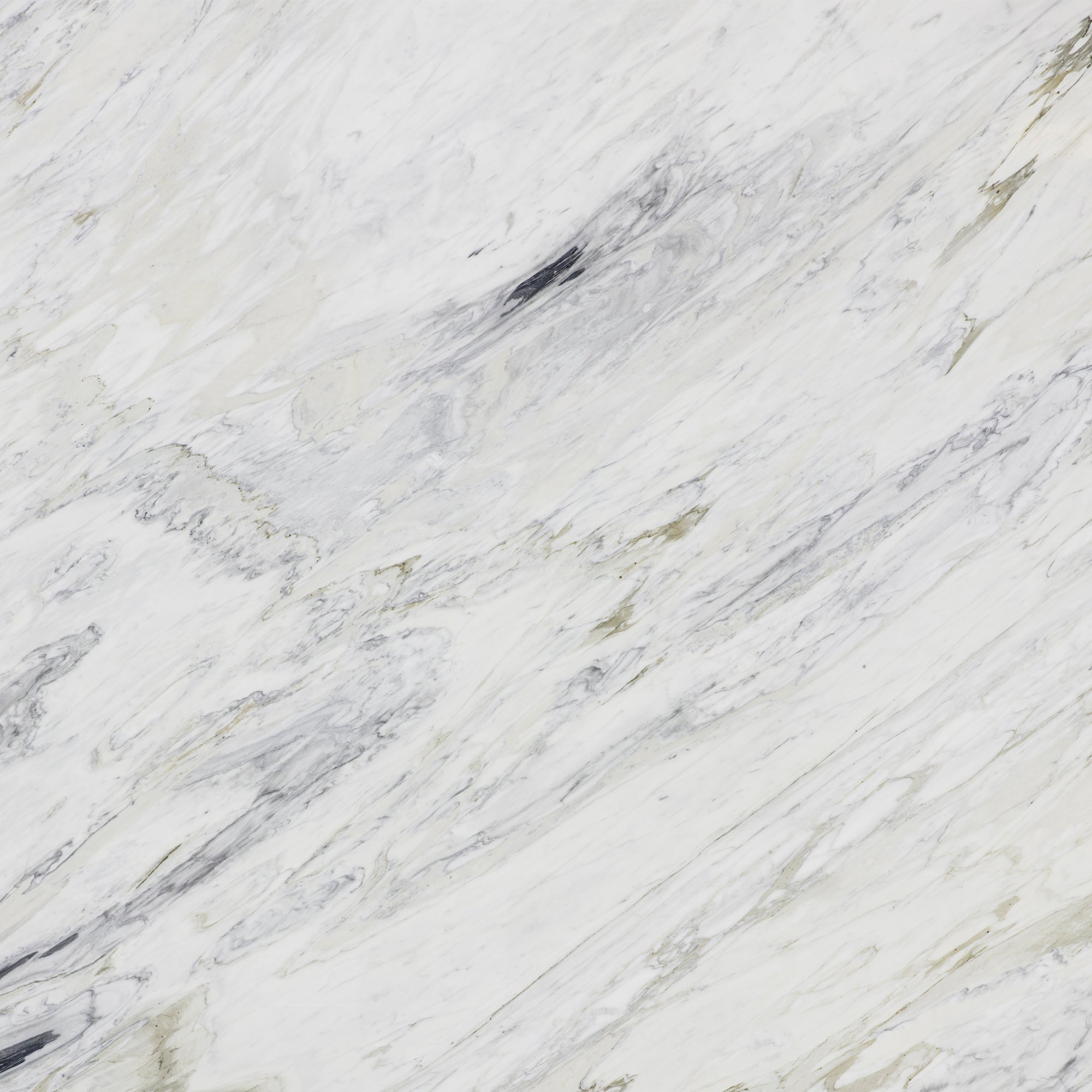 2cm Calacatta Bluette Marble Swatch Card  Polished Samples Slab product photo