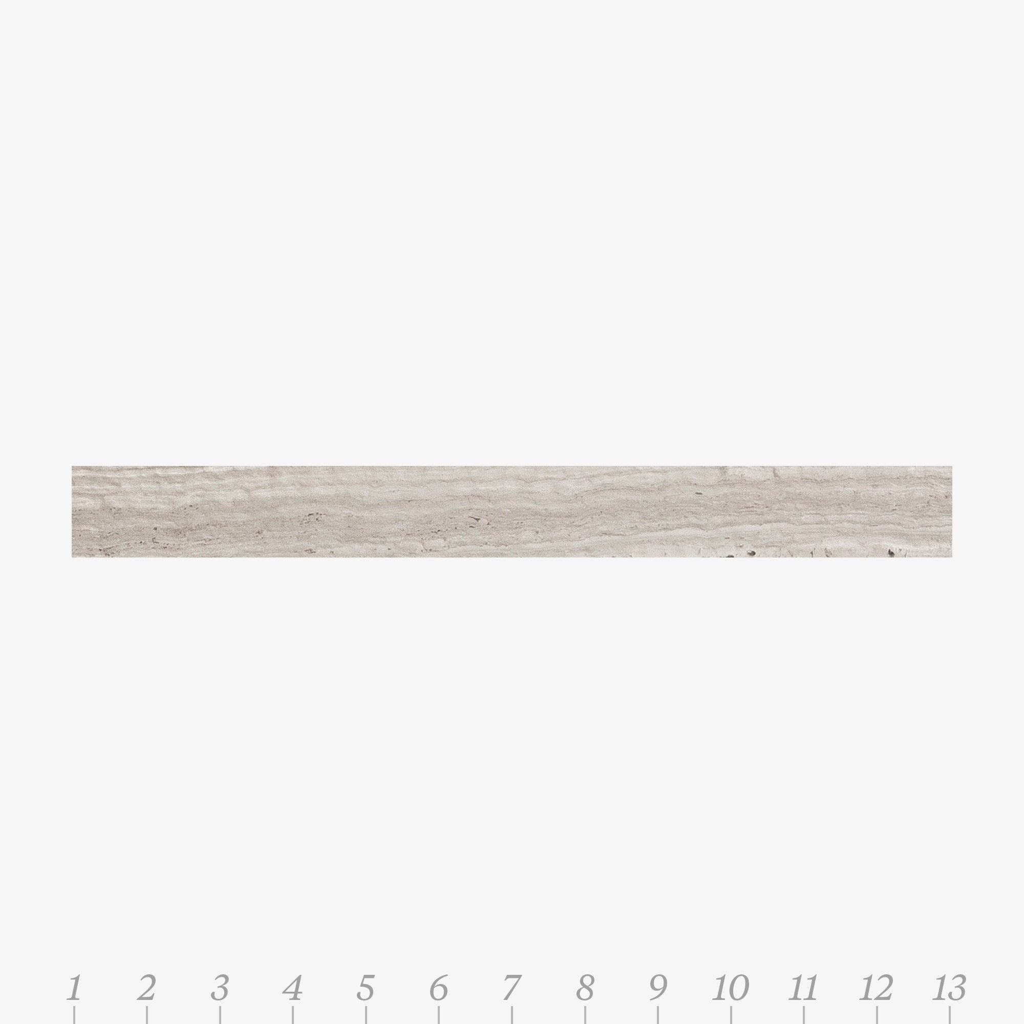 Chelsea 2 Cloud Limestone Swatch Card  Honed Samples Liner product photo
