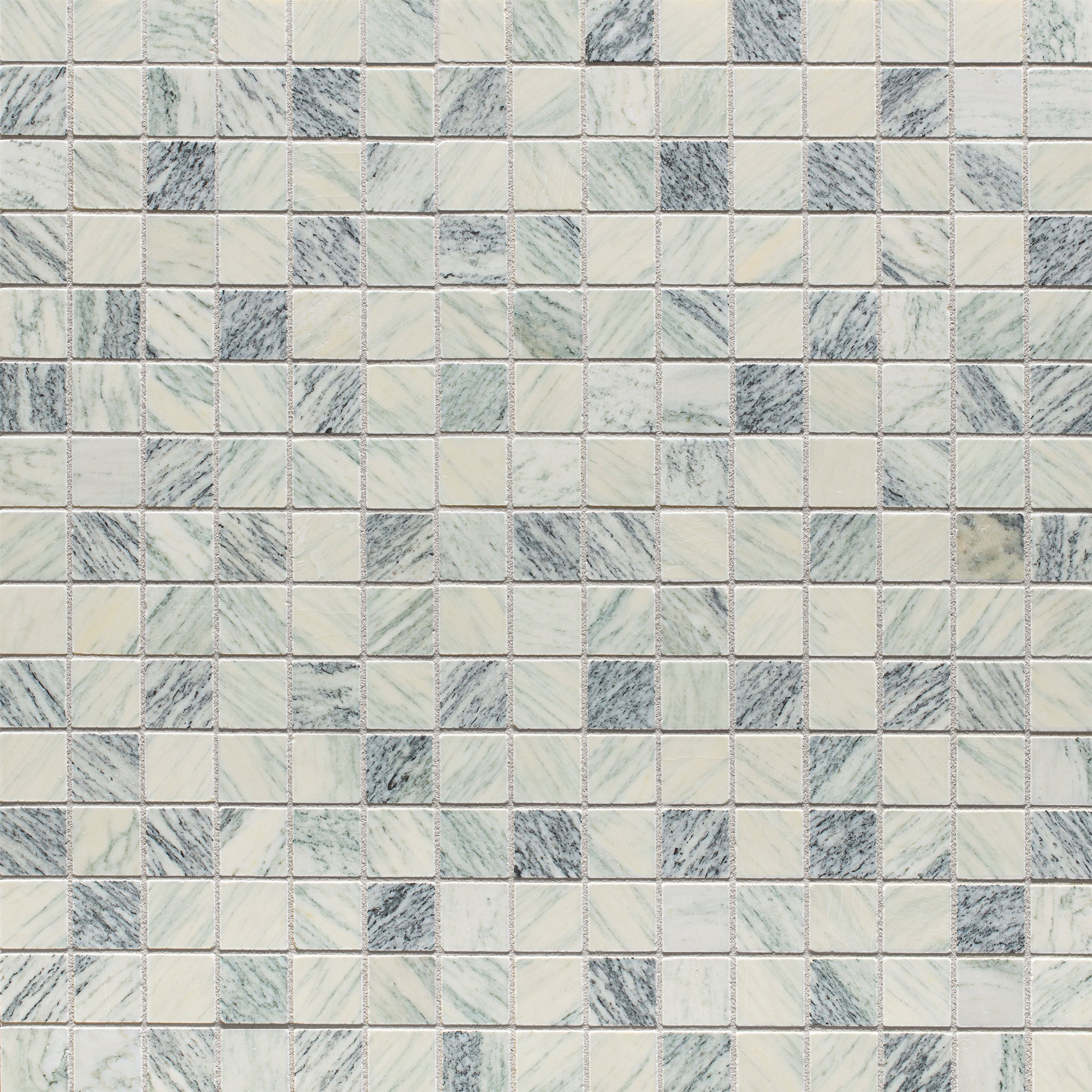 Mosaic Cipollino Marble Swatch Card  Honed Samples Straight Joint 3.0cm product photo