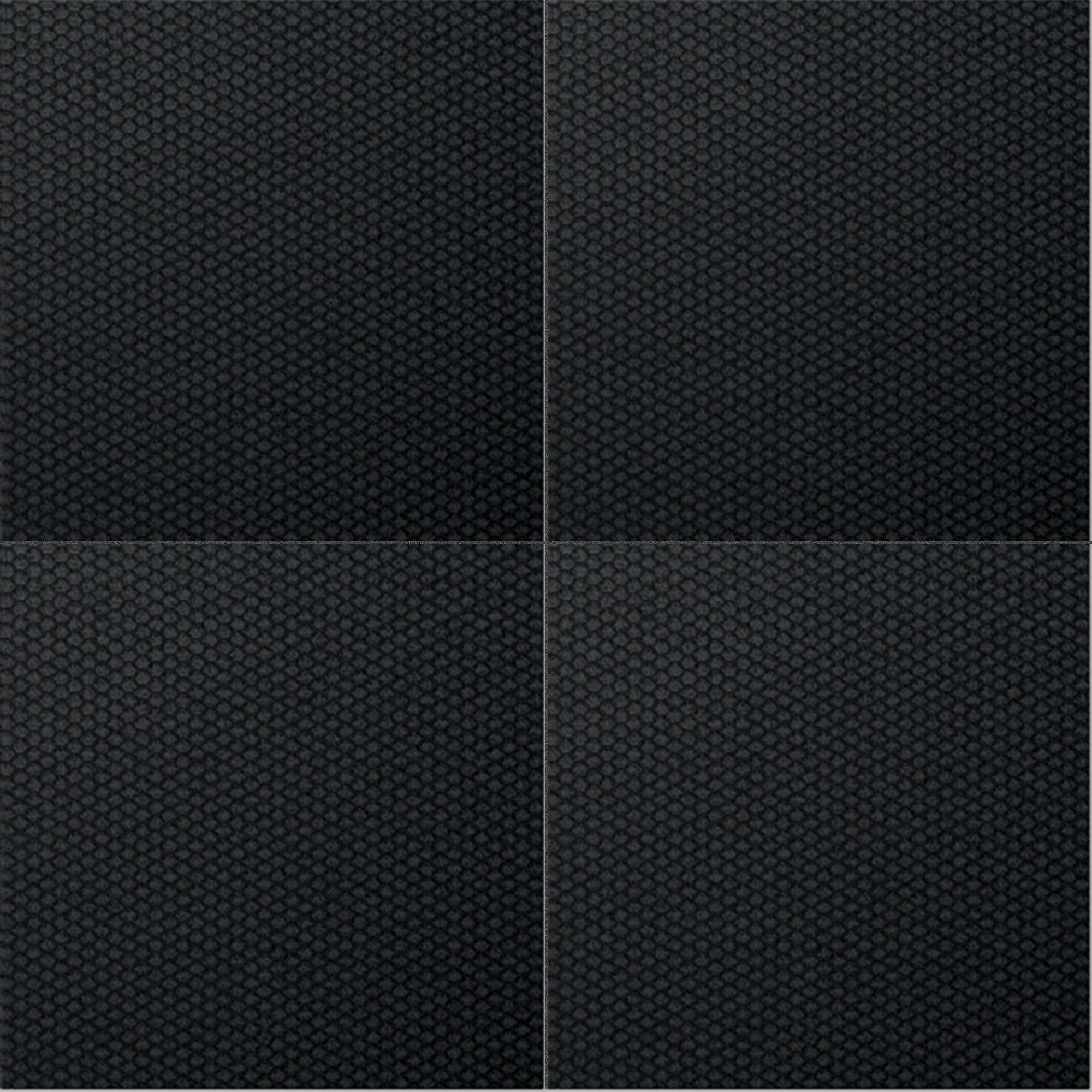 Micro Fence Black Field Tile product photo
