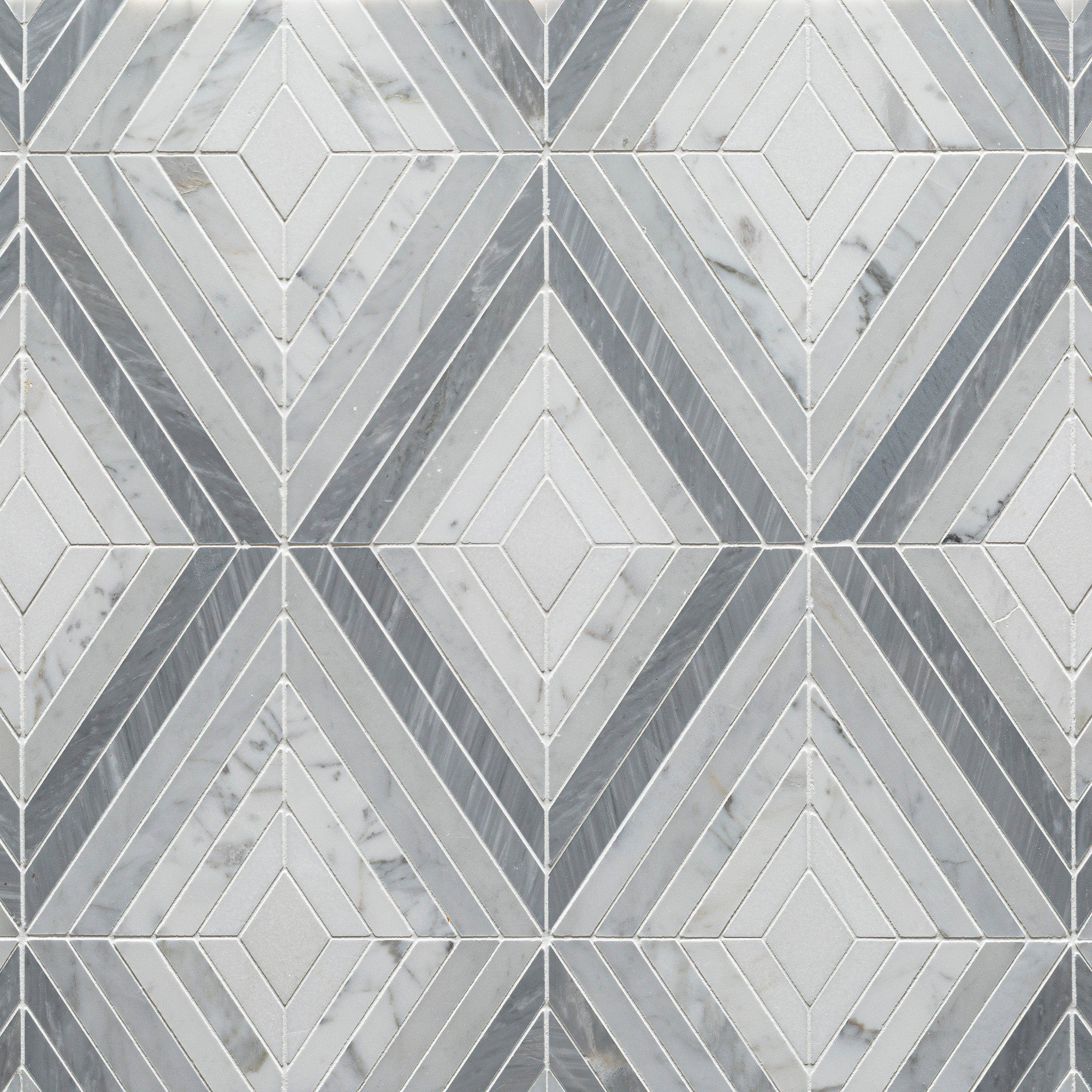Echo Grand Grey Swatch Card  Polished Samples product photo