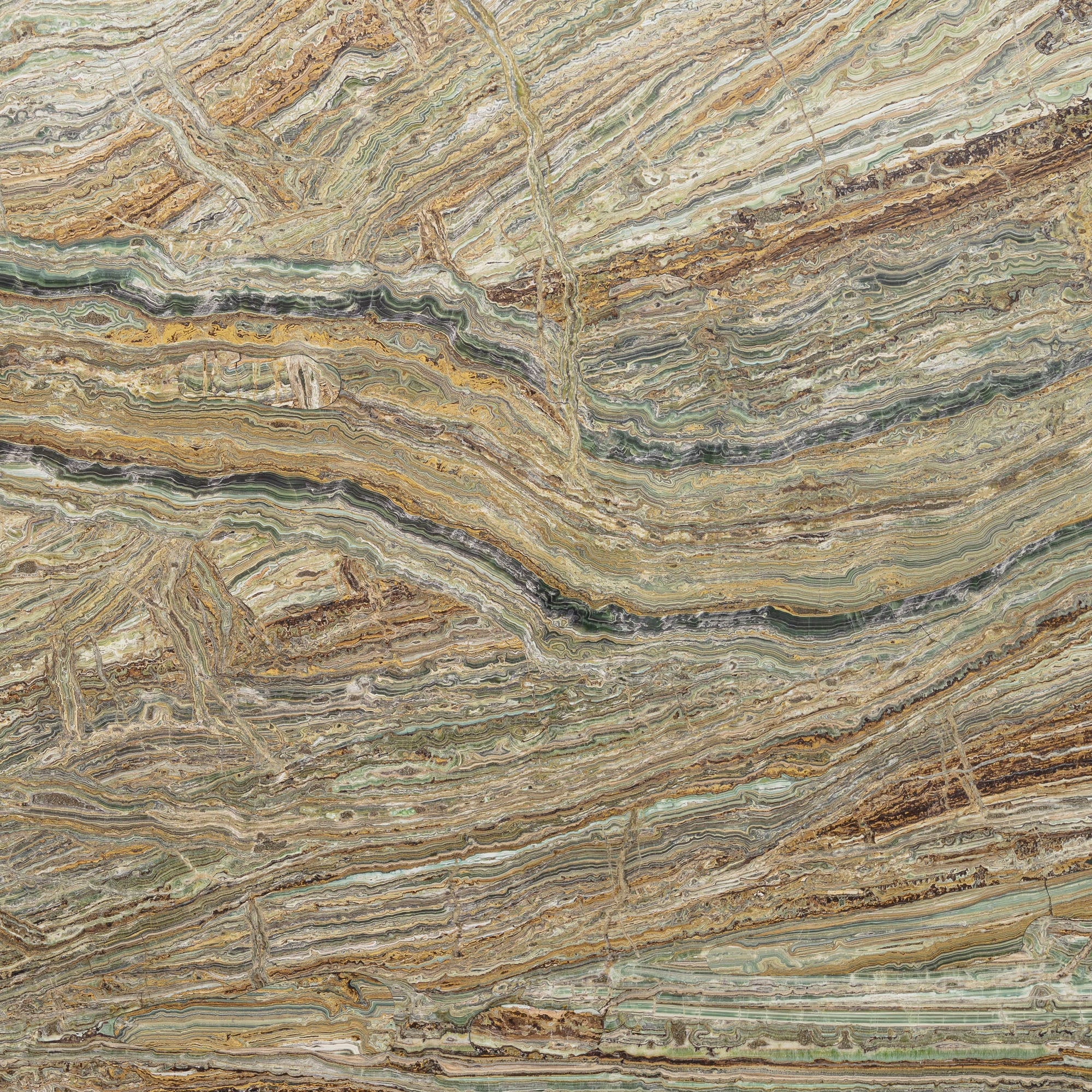 2cm Emerald Swatch Card  Polished Samples Slab product photo