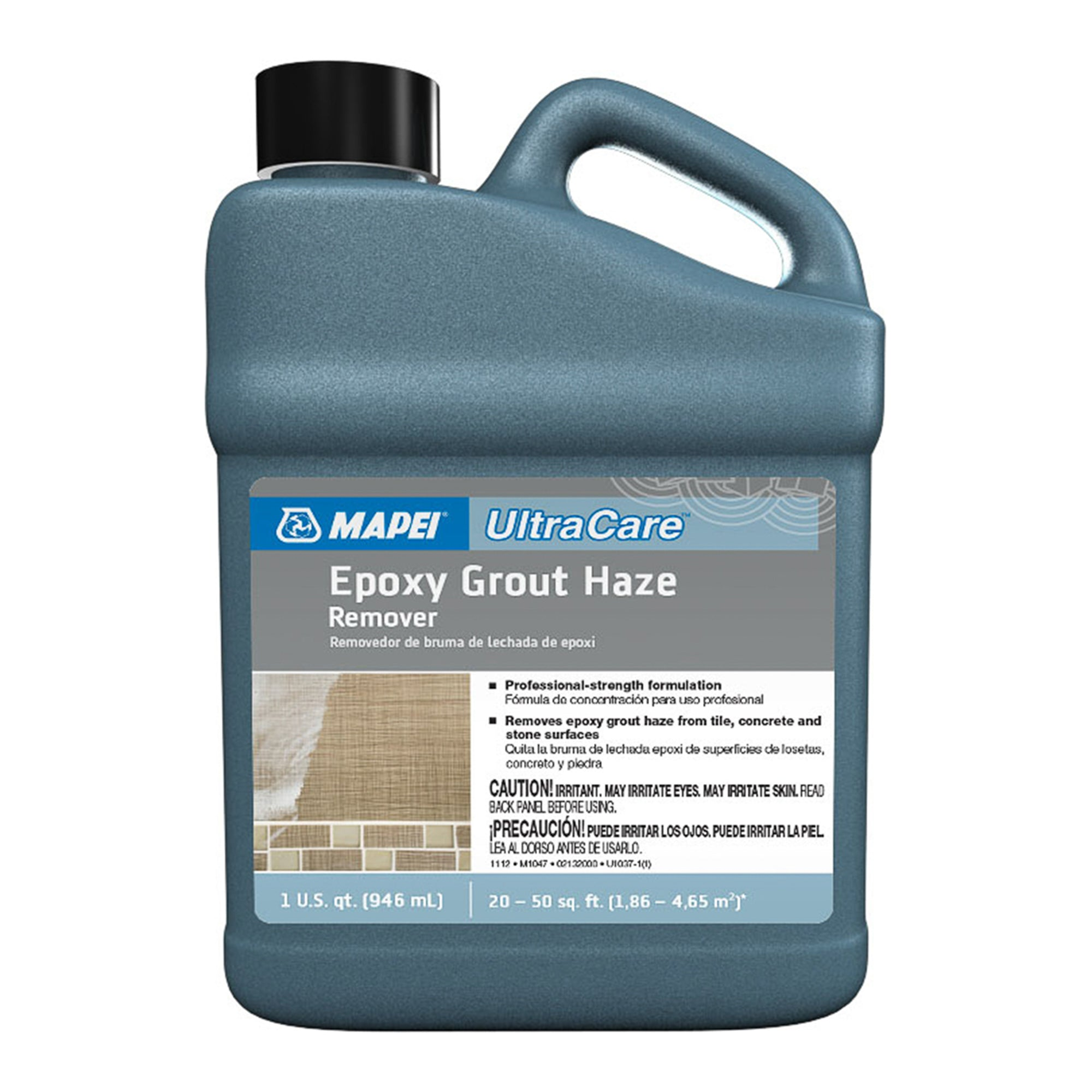 Mapei Ultracare Epoxy Haze Remover 1 Qt Bottle Sealer/Cleaner product photo