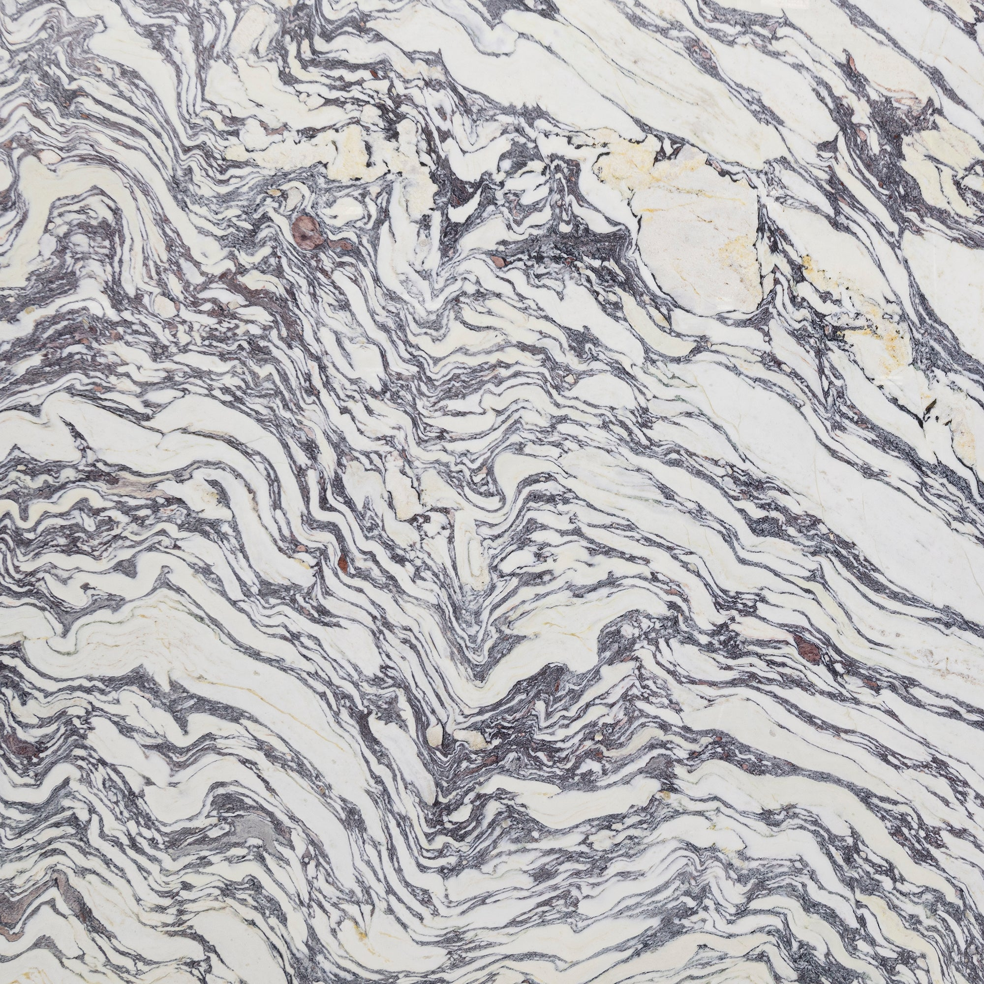 2cm Fantastico Arni Marble Swatch Card  Polished Samples Slab product photo