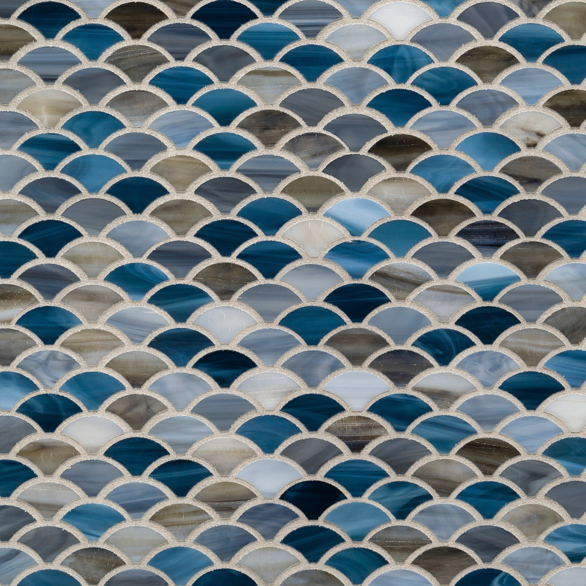 Scales Blue Blend Mosaic product photo