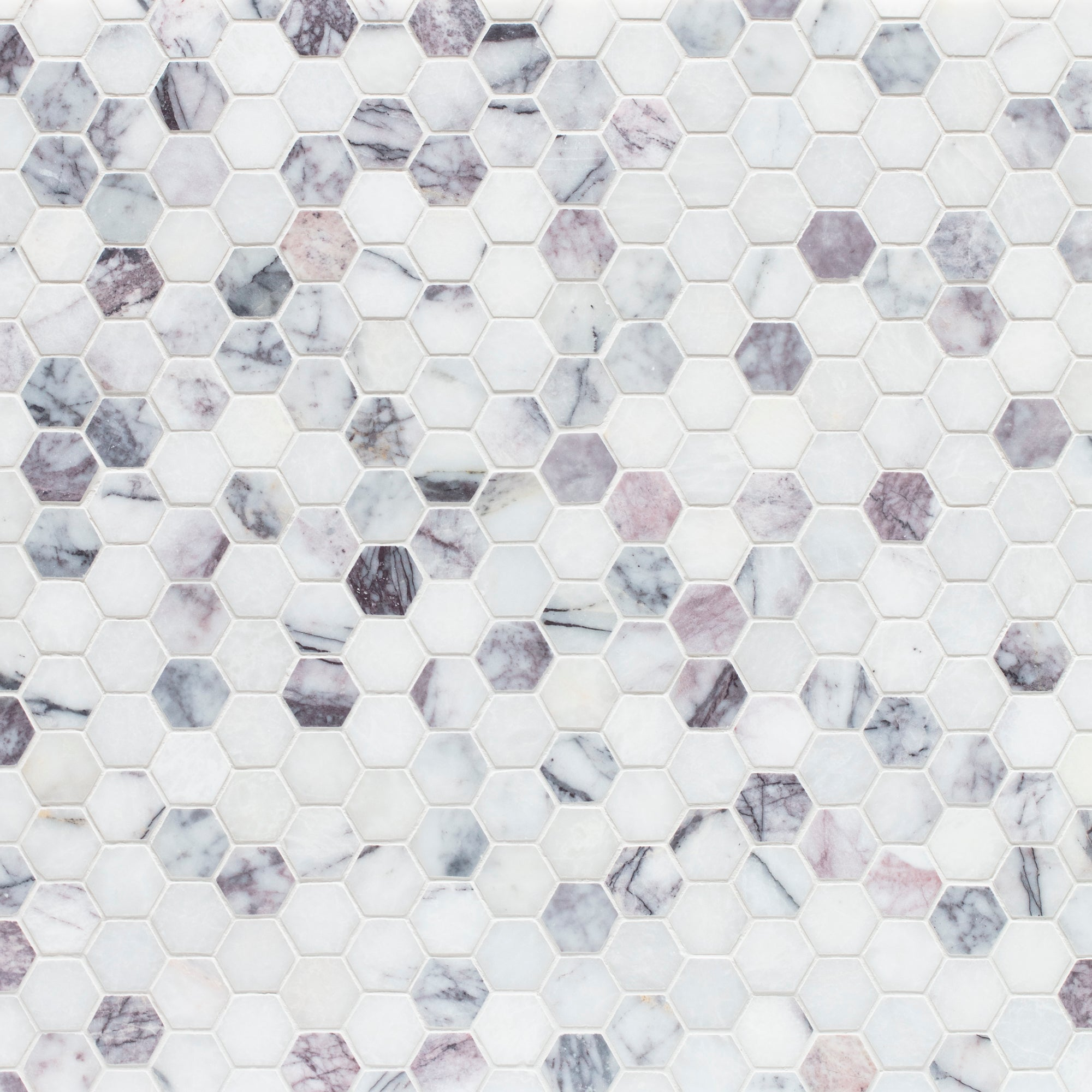 Lilac Marble Mosaic product photo