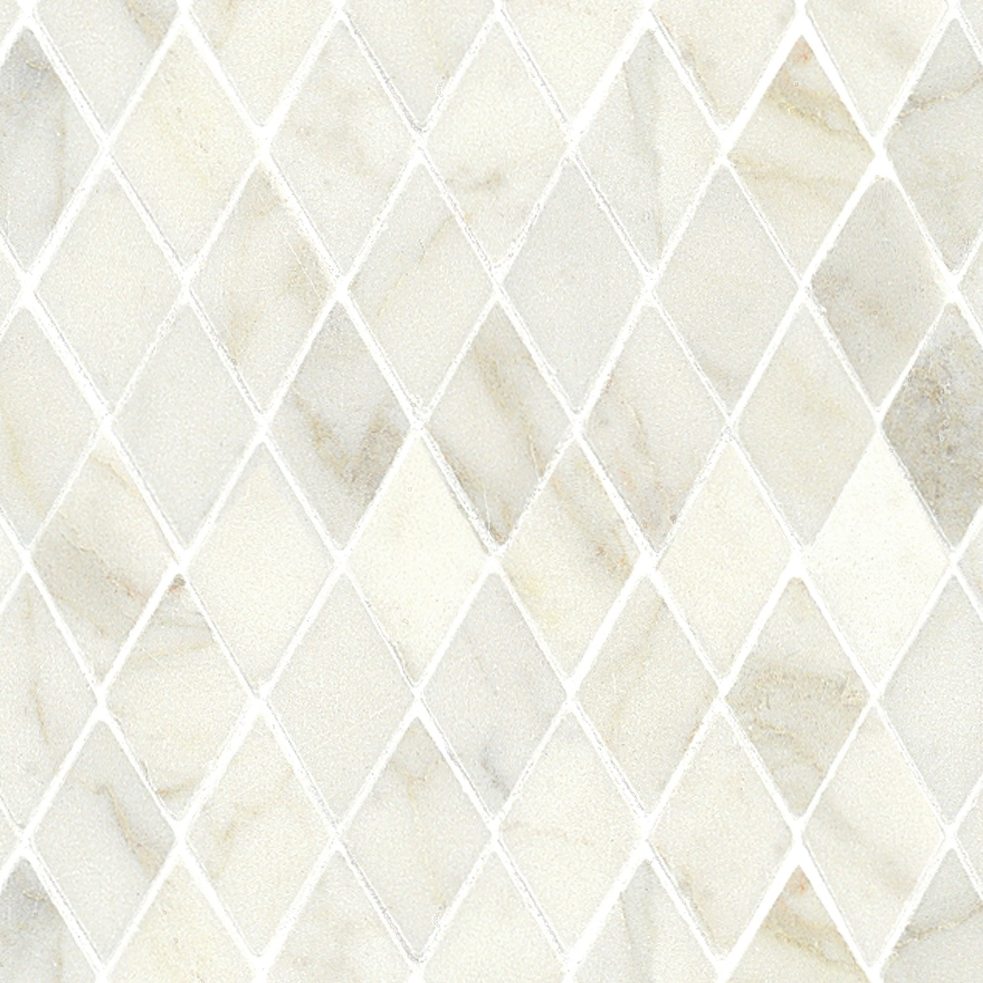 Mosaic Calacatta Gold Marble Swatch Card  Polished Samples Diamond product photo