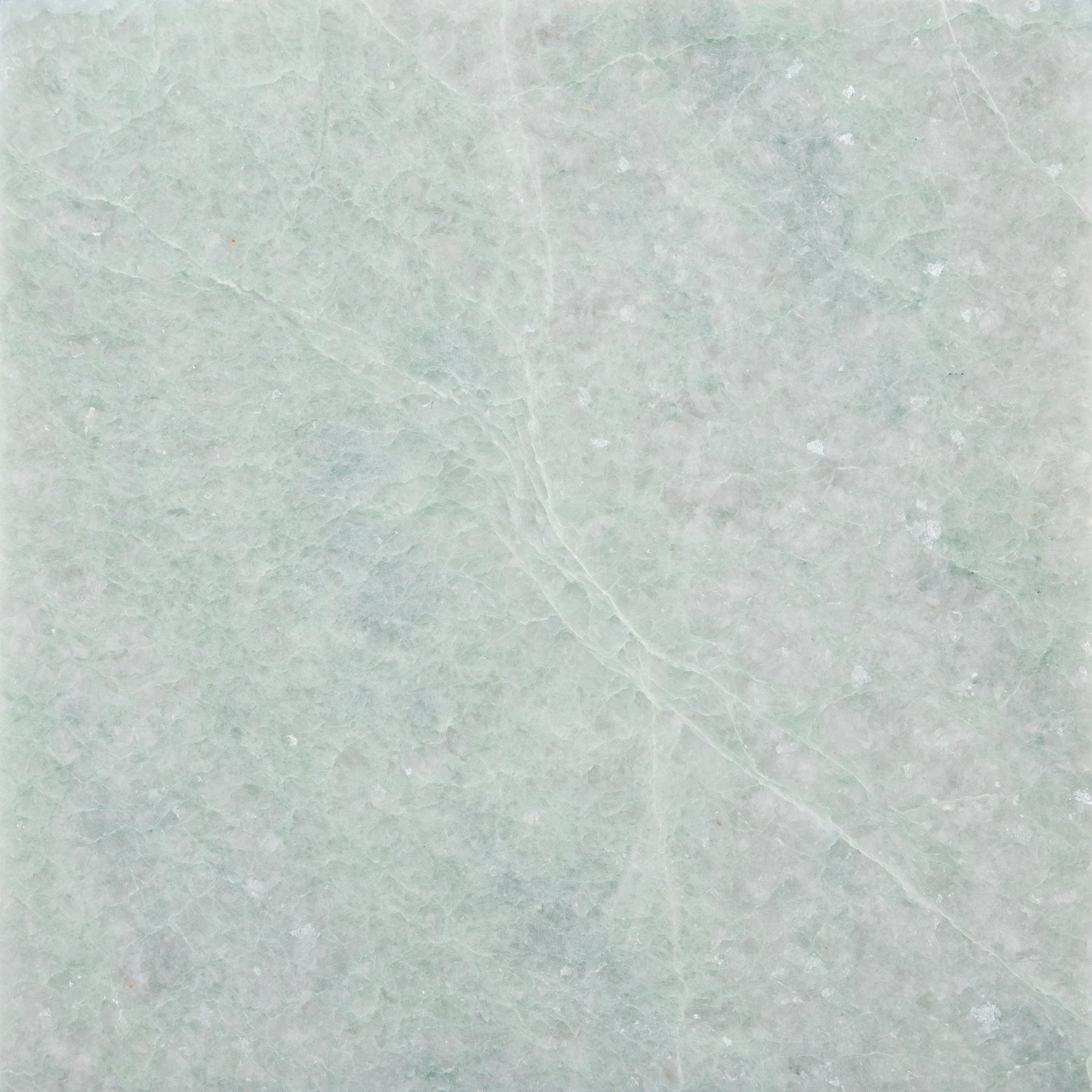 Ming Green Marble Swatch Card  Polished 12 x 12 x 3/8