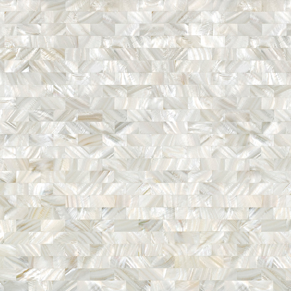 Rivershell White Field Tile product photo