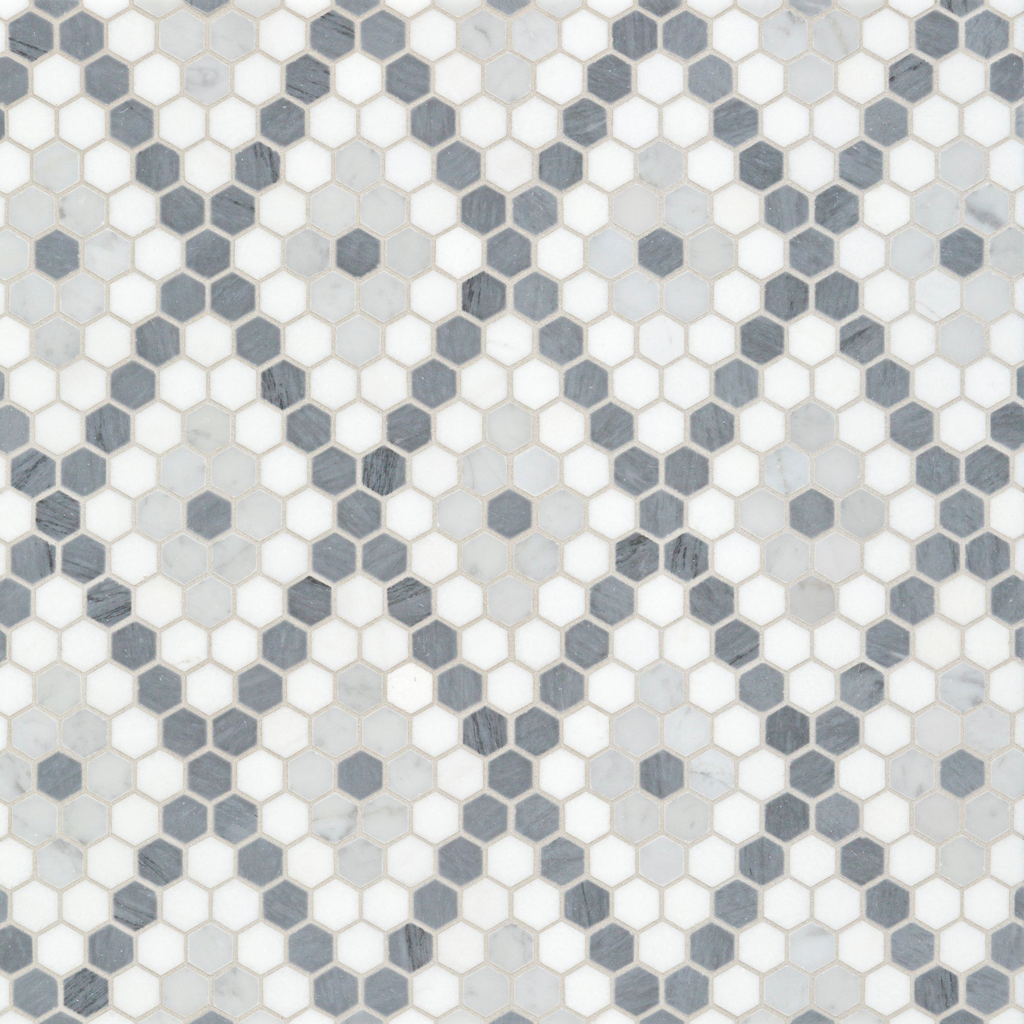 Riverside Drive Diamond Grey Mosaic product photo