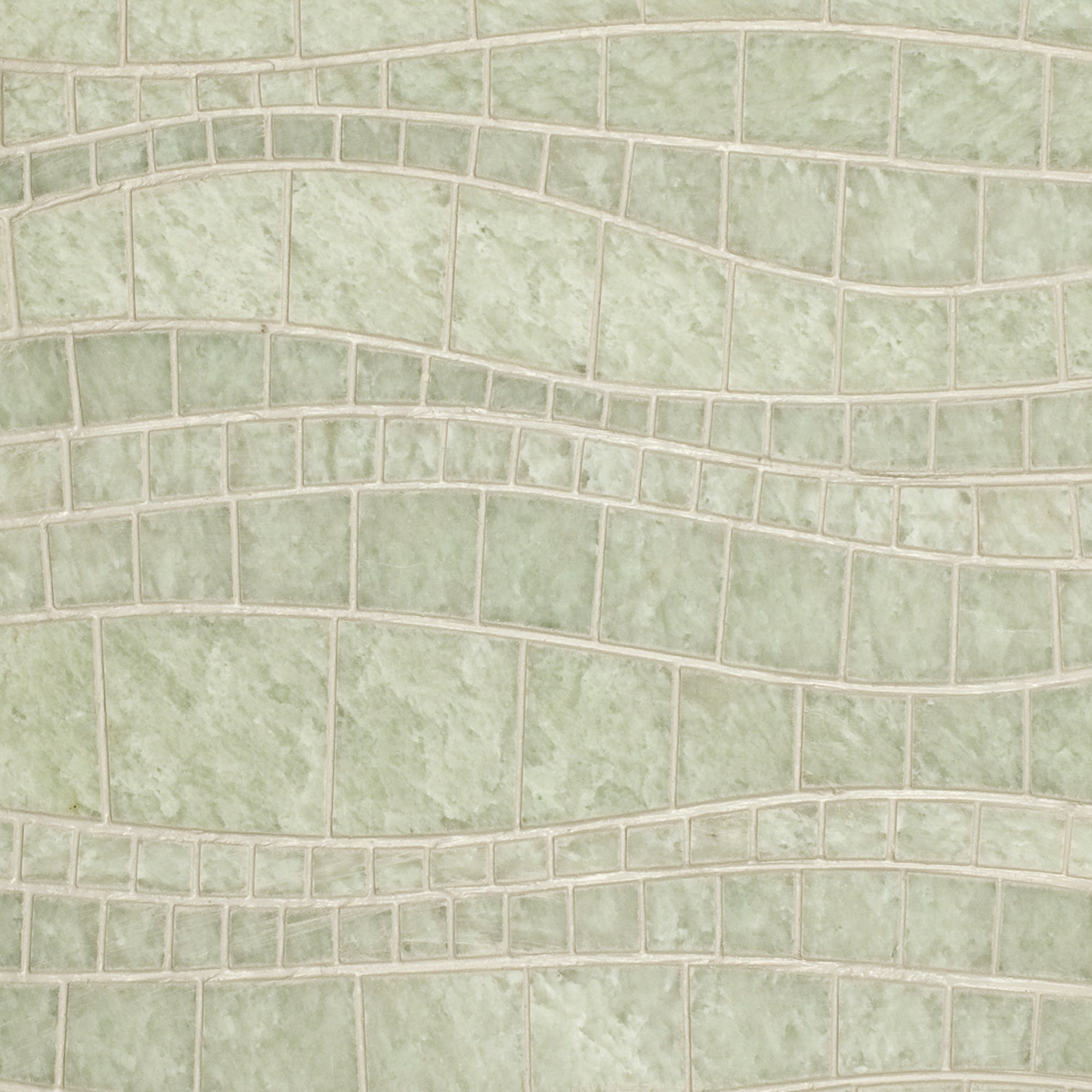 Sinuous Ming Green Mosaic product photo