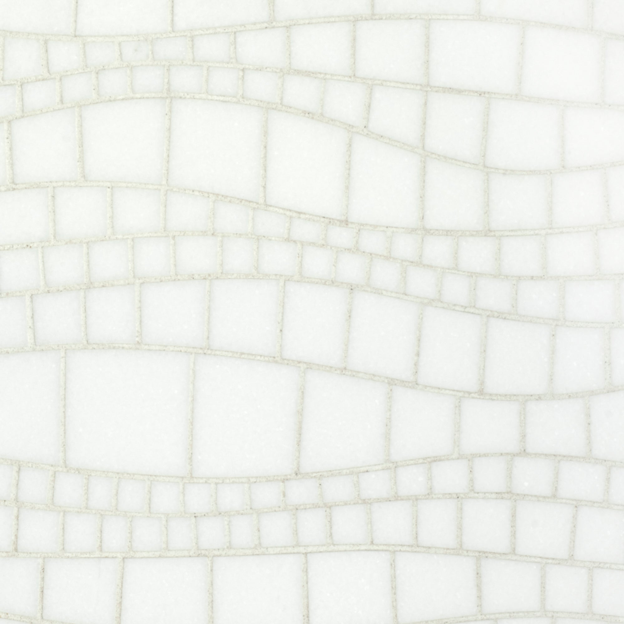 Sinuous Thassos Mosaic product photo