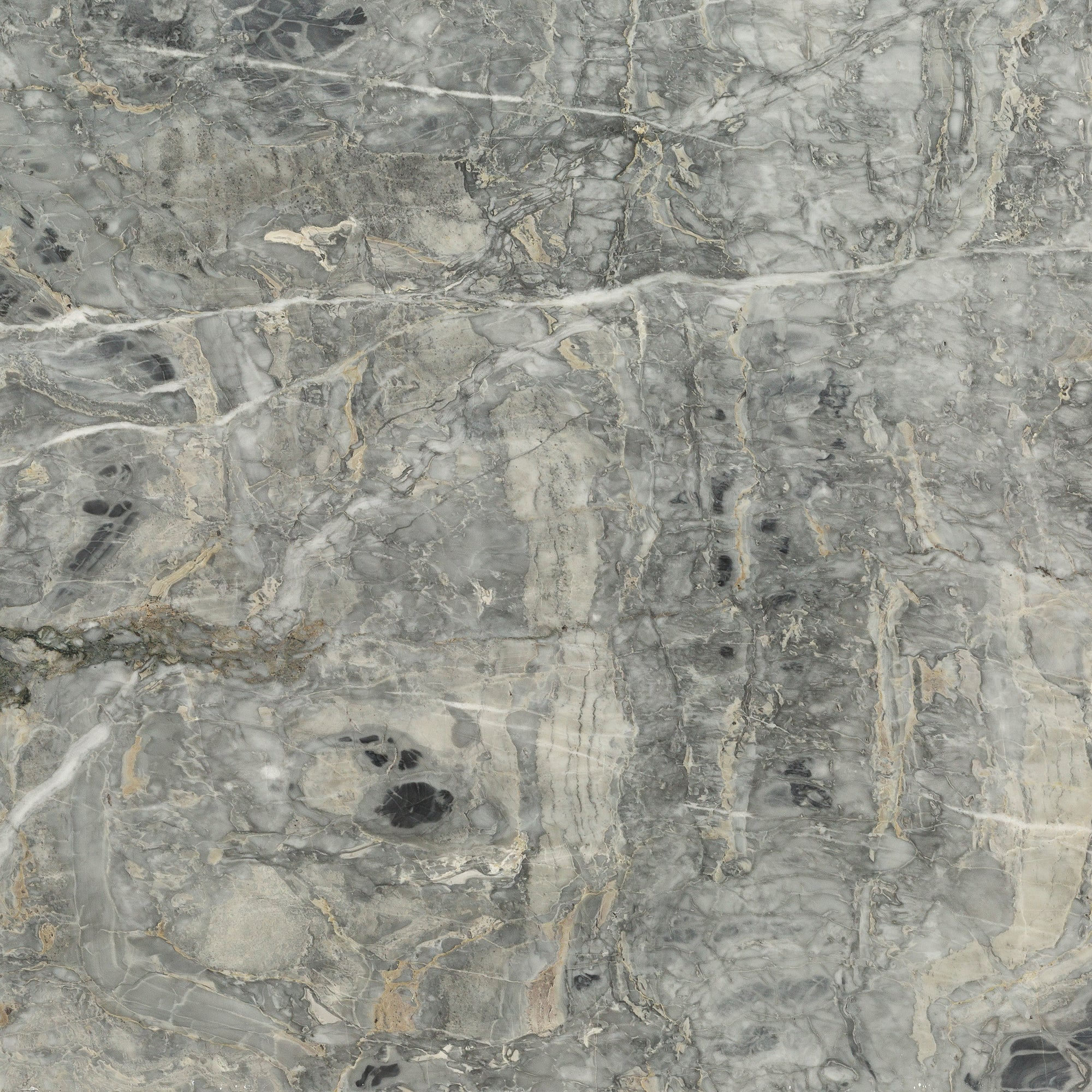 3cm Manhattan Dark Marble Swatch Card  Polished Samples Slab product photo