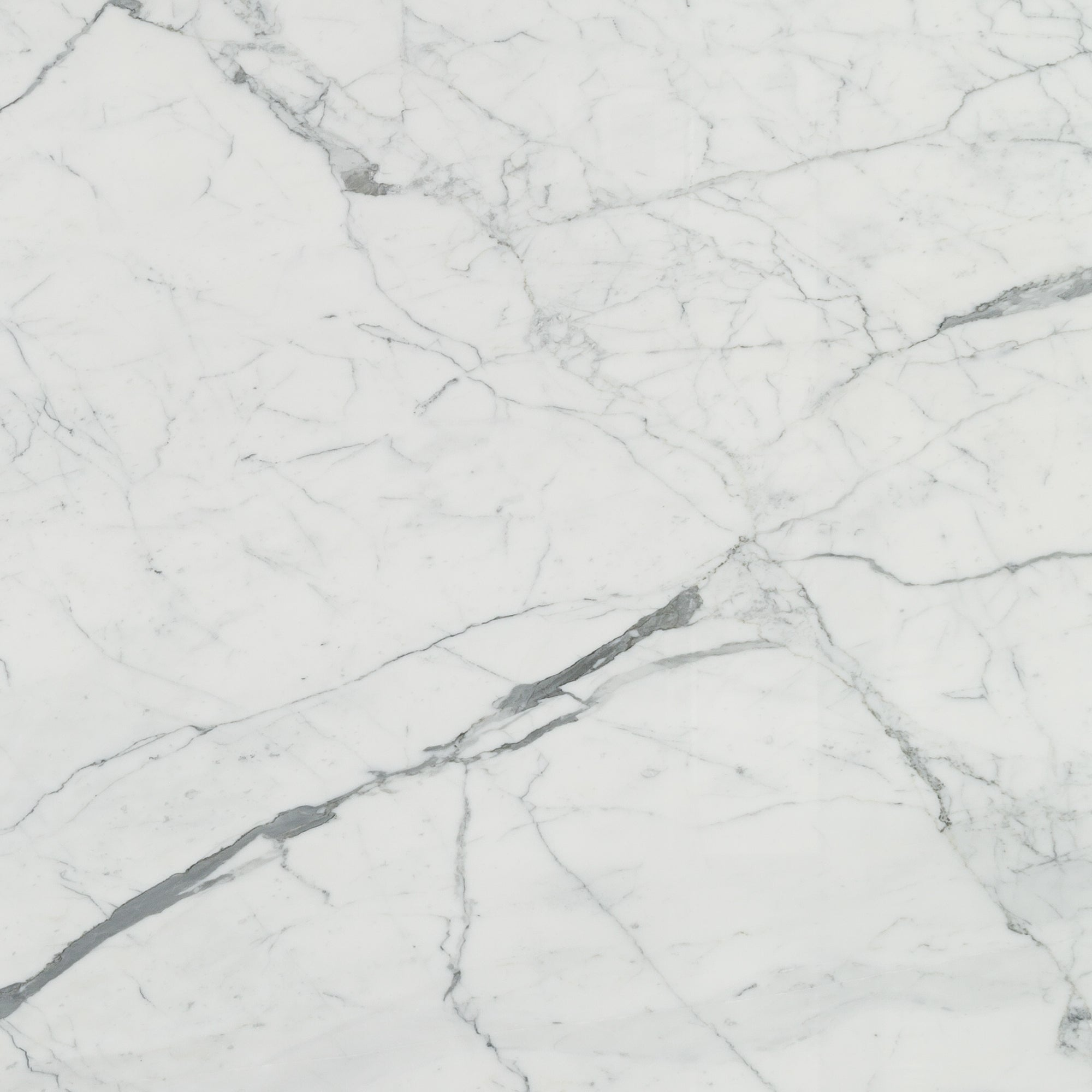 2cm Statuario A2 Standard Marble Swatch Card  Polished Samples Slab product photo