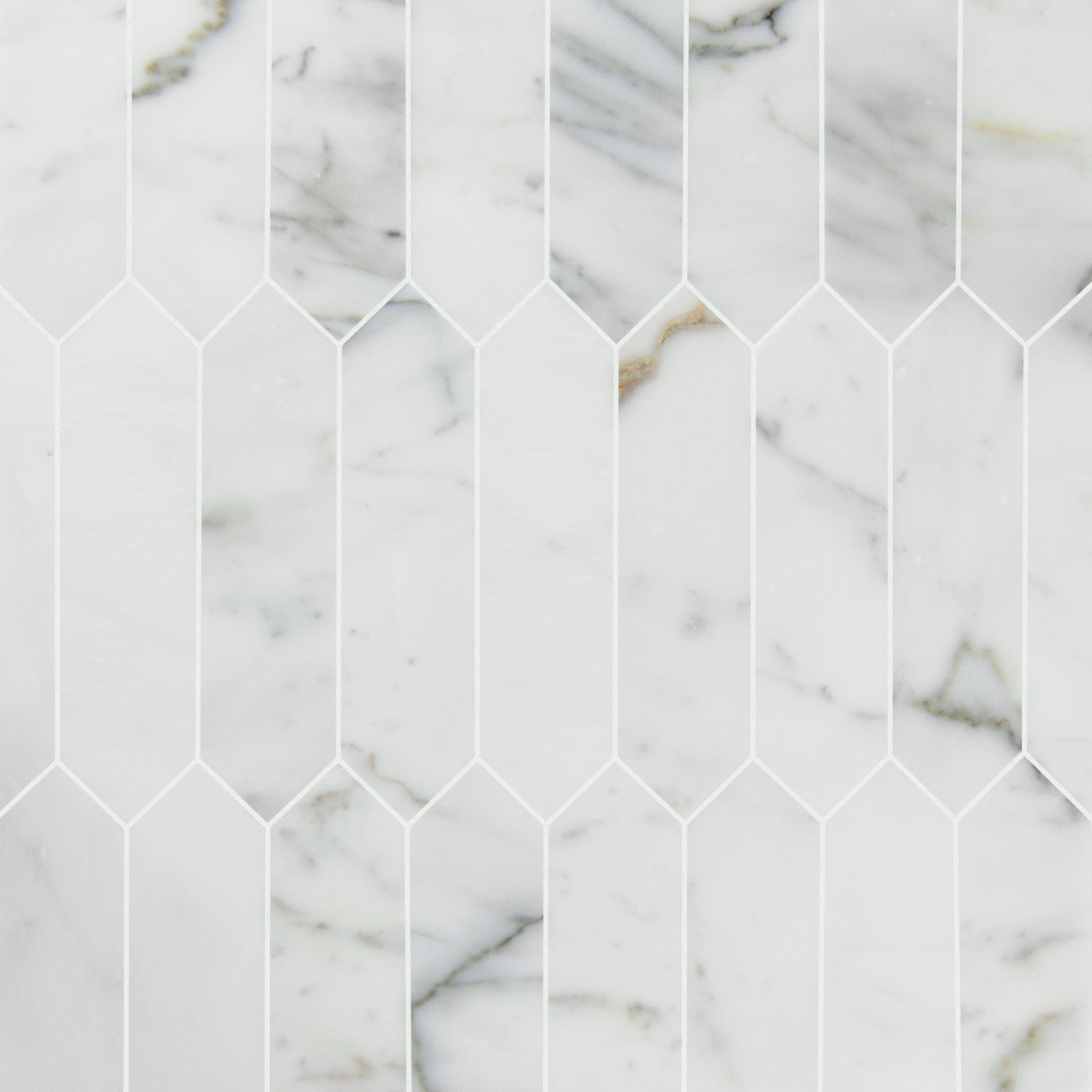 Tuxedo Park Small Calacatta Gold Marble Field Decorative product photo