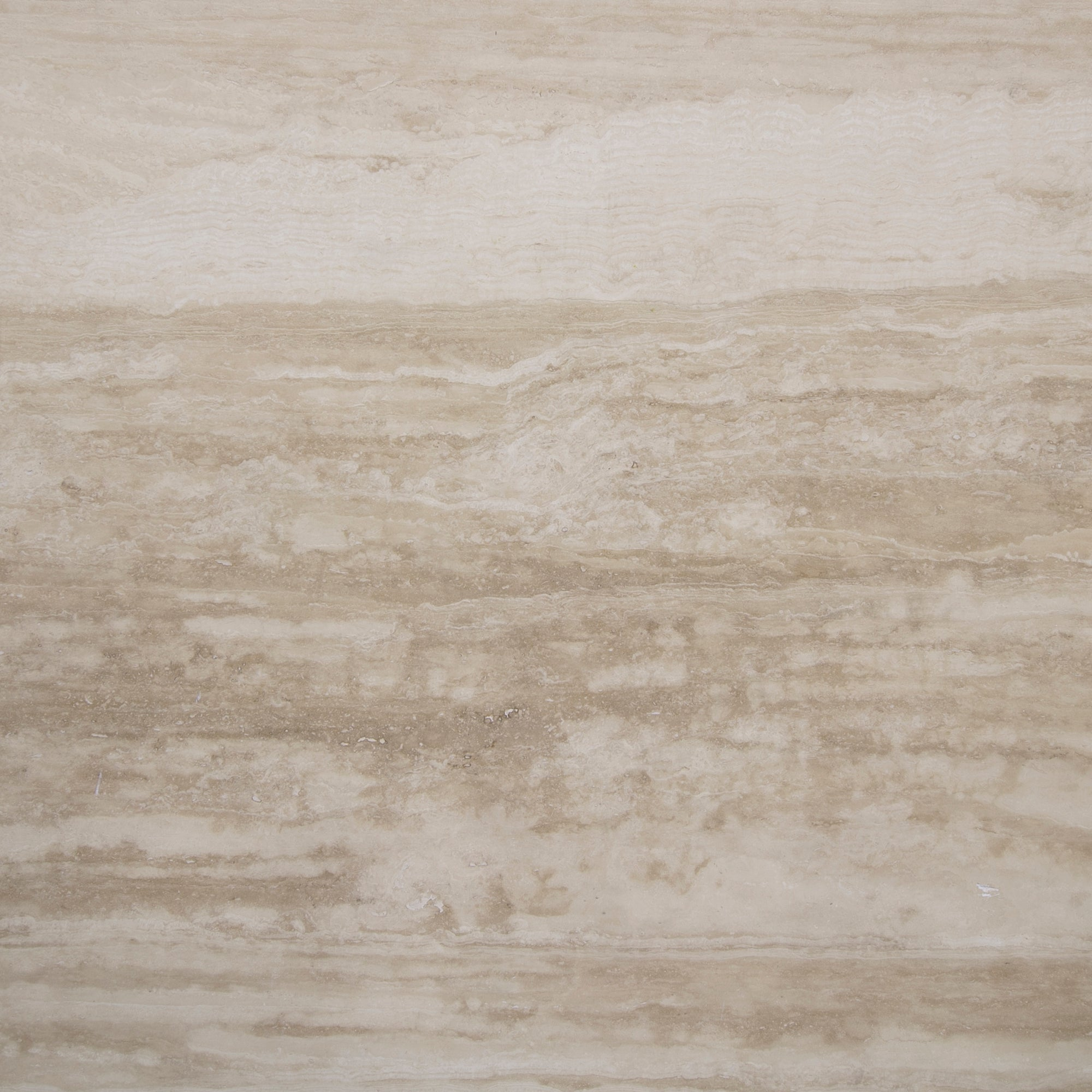2cm White Travertine Swatch Card  Honed Samples Slab product photo