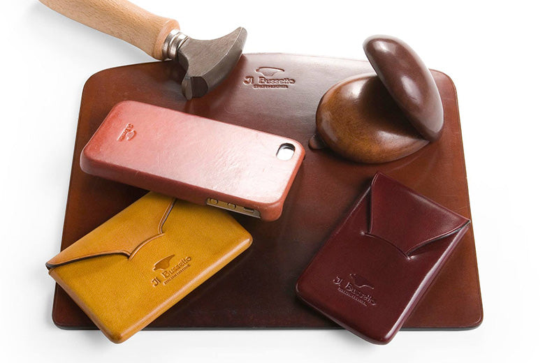 Handcrafted Italian Leather Coin Purses Wallets And Pouches