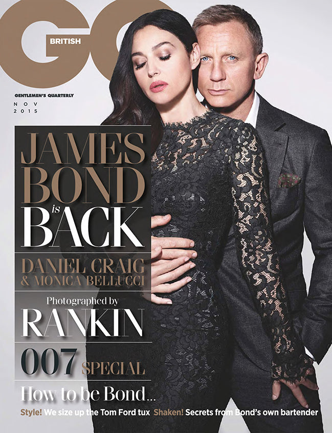 GQ November 2015 issue