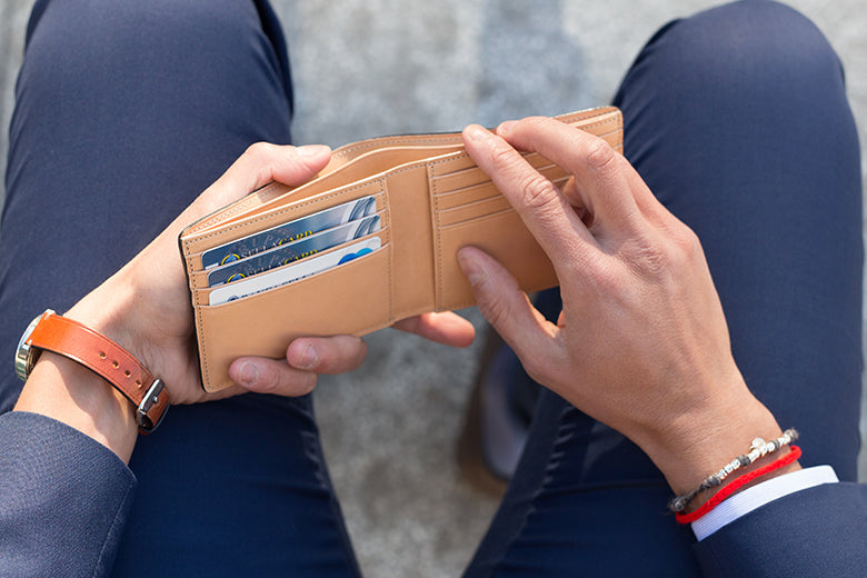 Sfumato Wallet by Il Bussetto