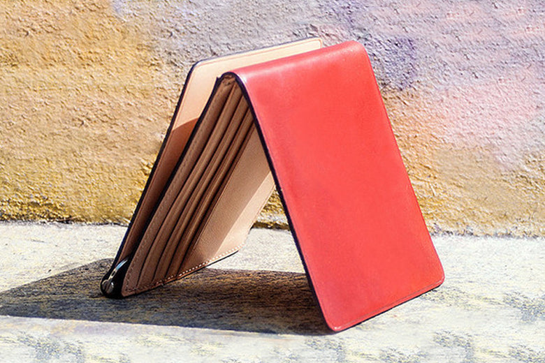 Trifold Wallet by Il Bussetto