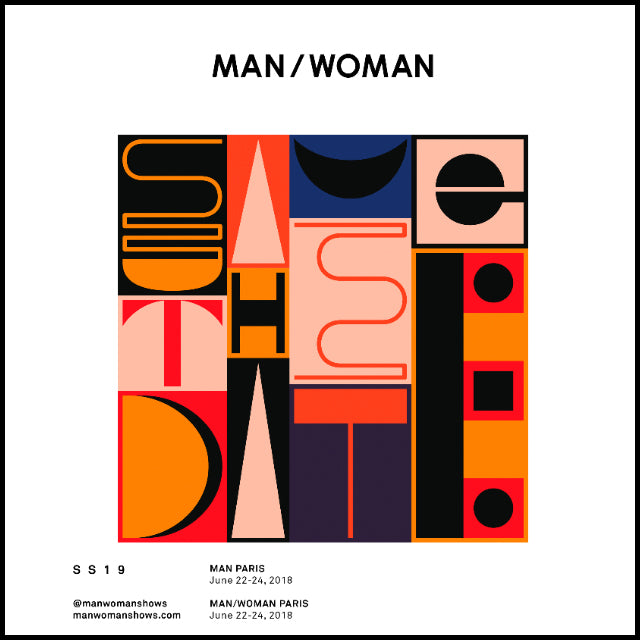 MAN SHOW PARIS JUNE 2018