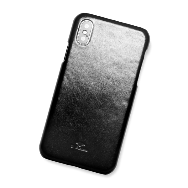 Leather iPhone X and XS Case
