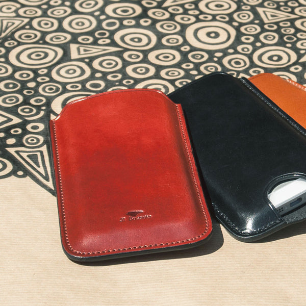 Leather IPhone 5 Pouch