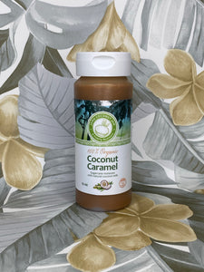 Coconut Caramel Jam (Medium)