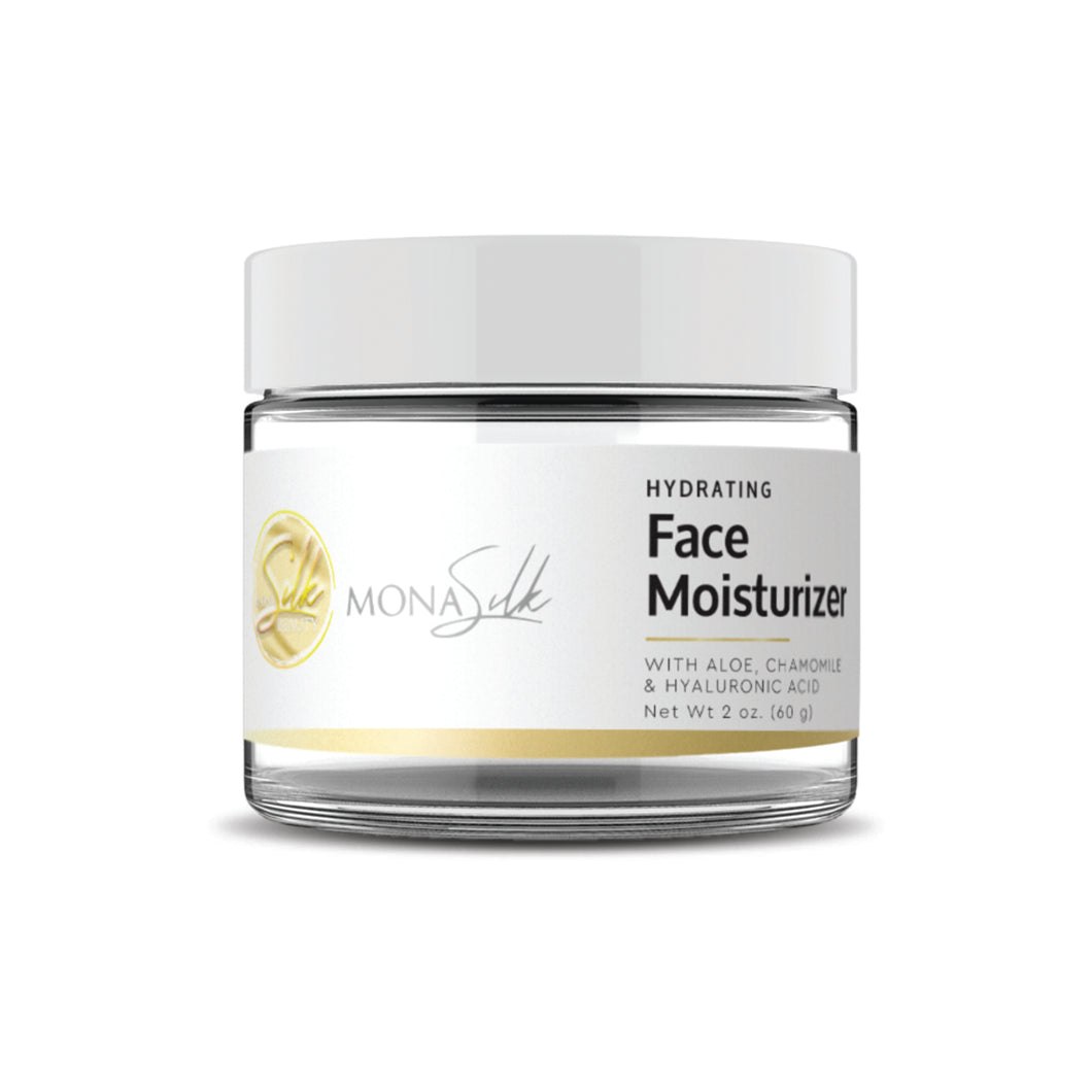 Face Moisturizer - 2oz