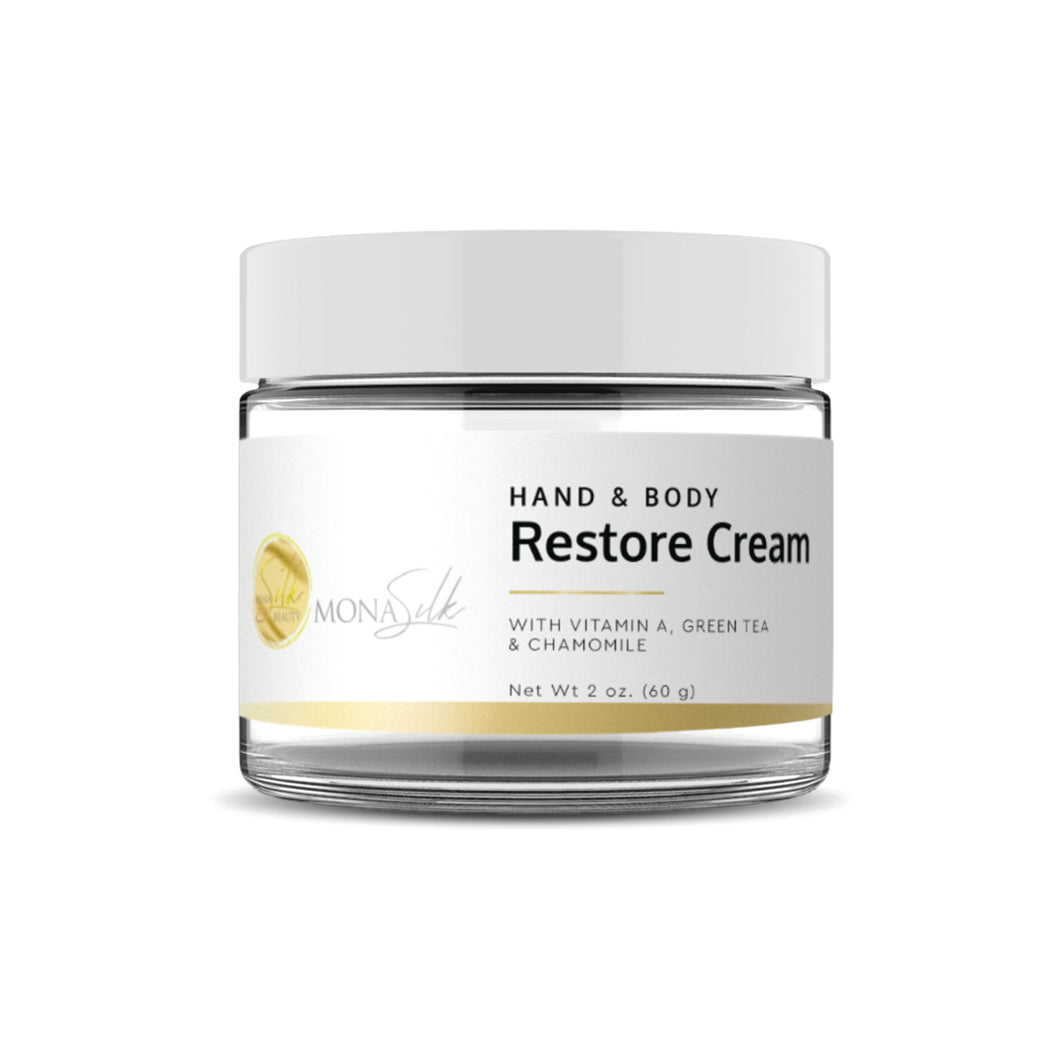 Hand & Body Restore Cream - 2oz