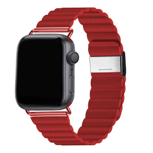 Apple Watch Modern Leather Strap for 38mm/40mm and 42mm/44mm