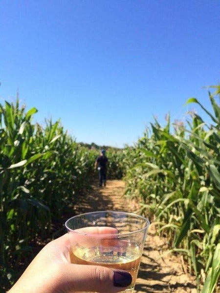 Wine Your Way Through the Maze Tickets