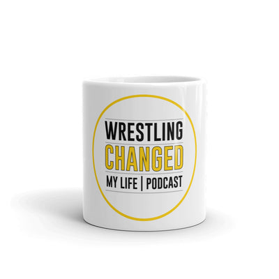 The Pro Wrestling Changed My Life Coffee Mug