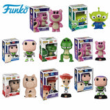 FUNKO POP Toy Story Buzz Lightyear Jessie Lotso Hamm Rex Alien Action Figure Toys Collection Model Kids Birthday Christmas Gift