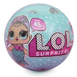 lols Dolls Surprise With original ball a function of crying and peeing or clothing discoloration