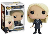 POP Harri Potter Severus Snape Dobby Luna Lovegood RON WEASLEY Hermione Granger Action Toy Figures Collection Model Toy gifts